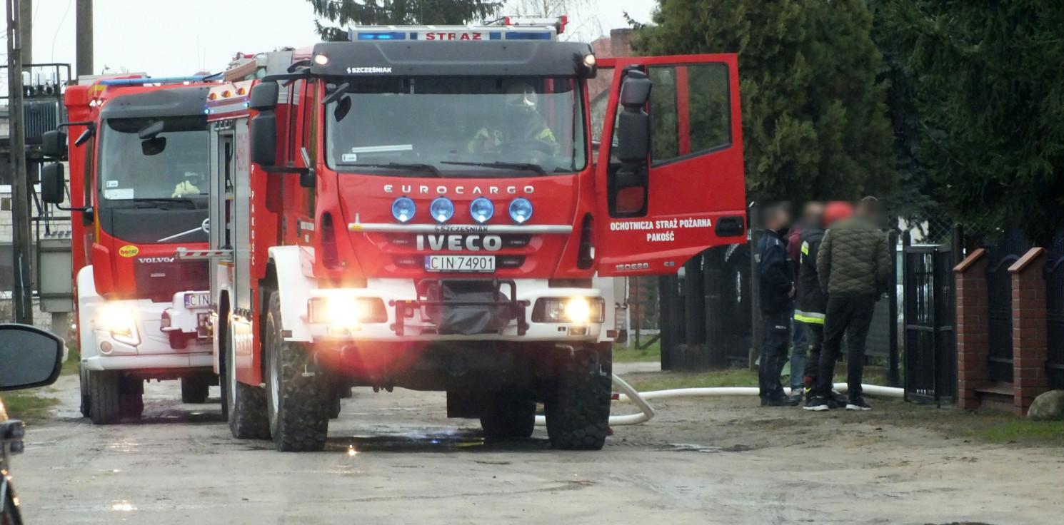 Pakość - OSP w Pakości otrzyma nowy wóz strażacki