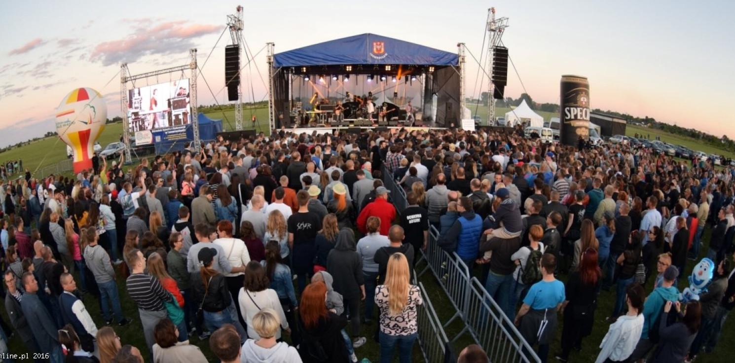 Inowrocław - INO POP Festiwal w trzech różnych lokalizacjach
