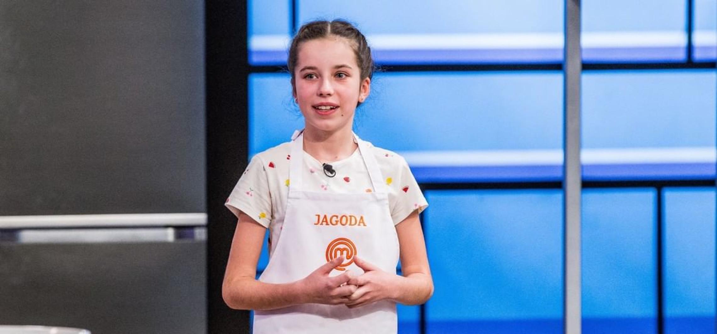 Region - Jagoda Łaganowska wygrała MasterChef Junior