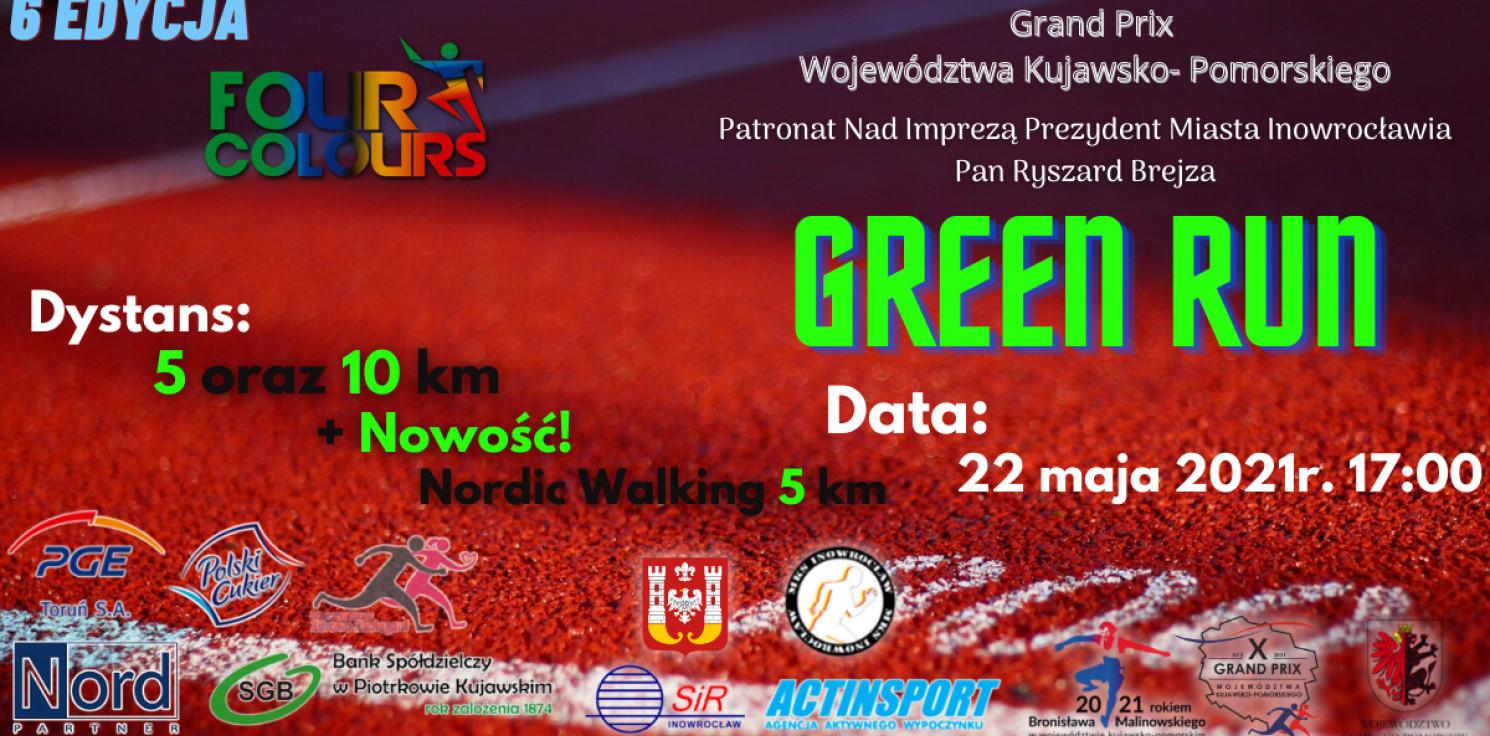 Inowrocław - Przed nami szósta edycja Four Colours Grand Prix