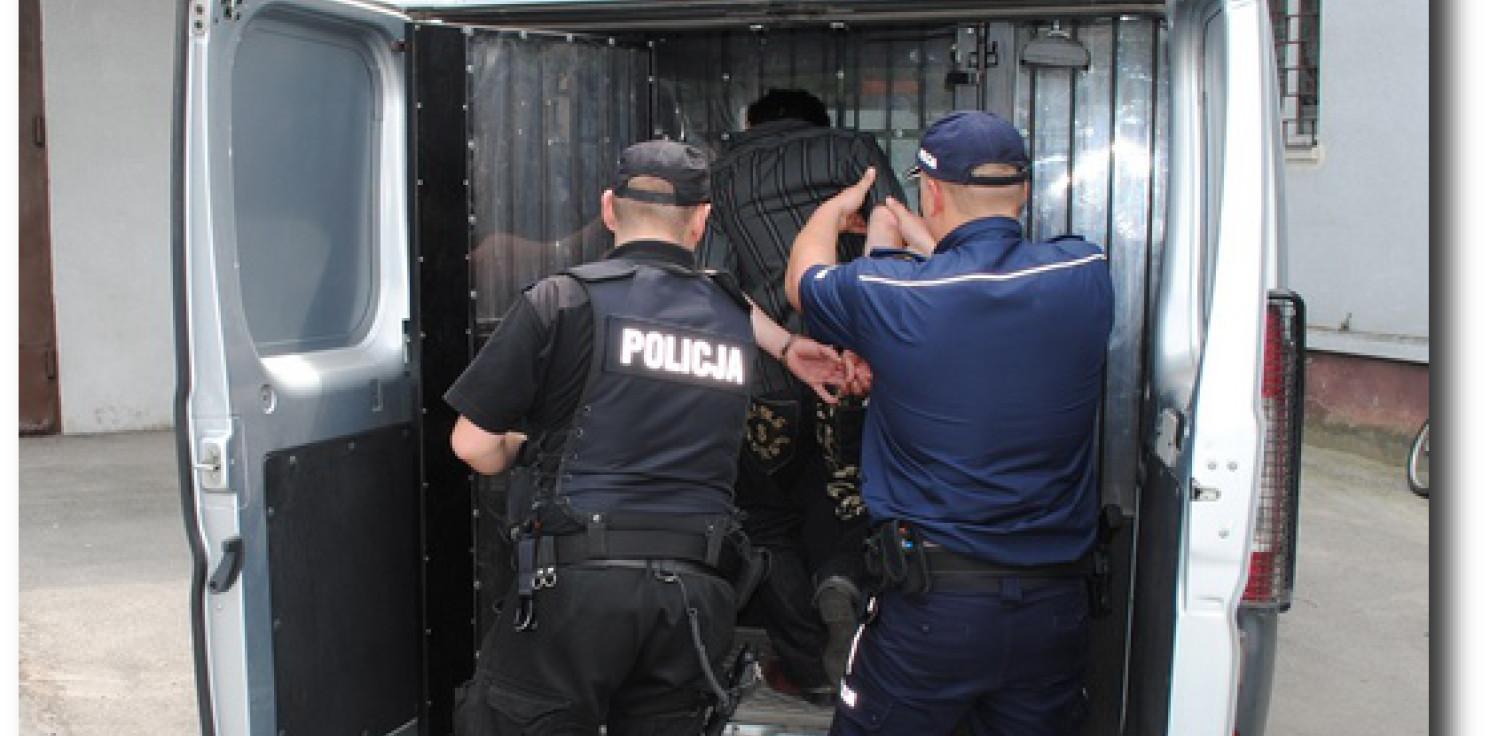 Radziejów - Zaczęło się od maseczki, a skończyło na więzieniu