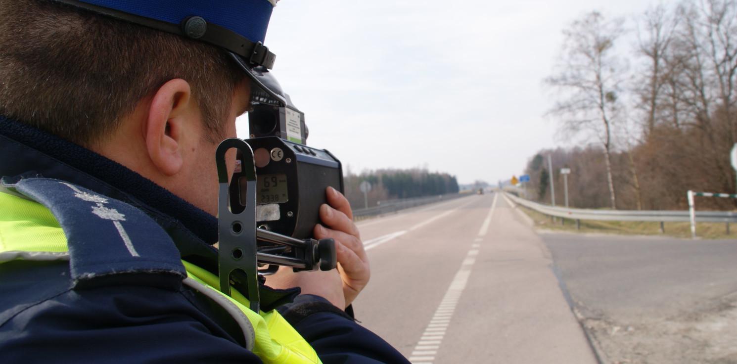 Inowrocław - Akcja policjantów z Inowrocławia i Mogilna na DK15