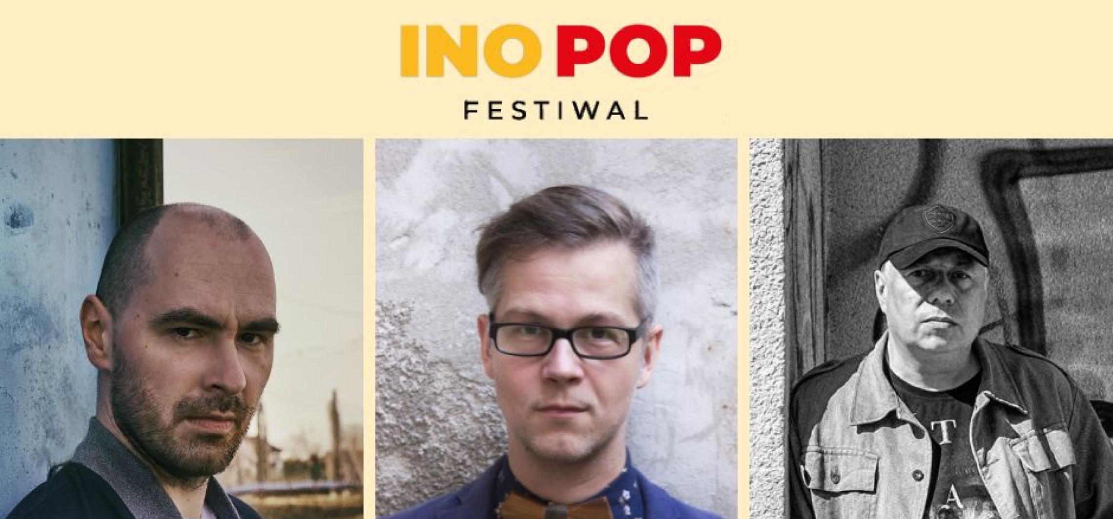 Inowrocław - Popularni pisarze przyjadą do Inowrocławia