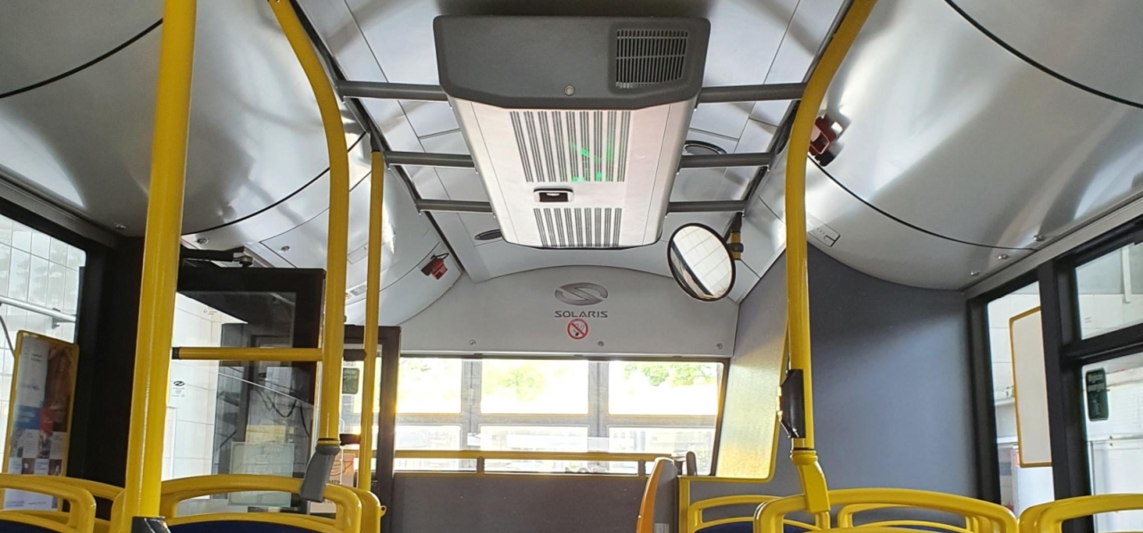 Inowrocław - MPK testuje w autobusie nowe urządzenie
