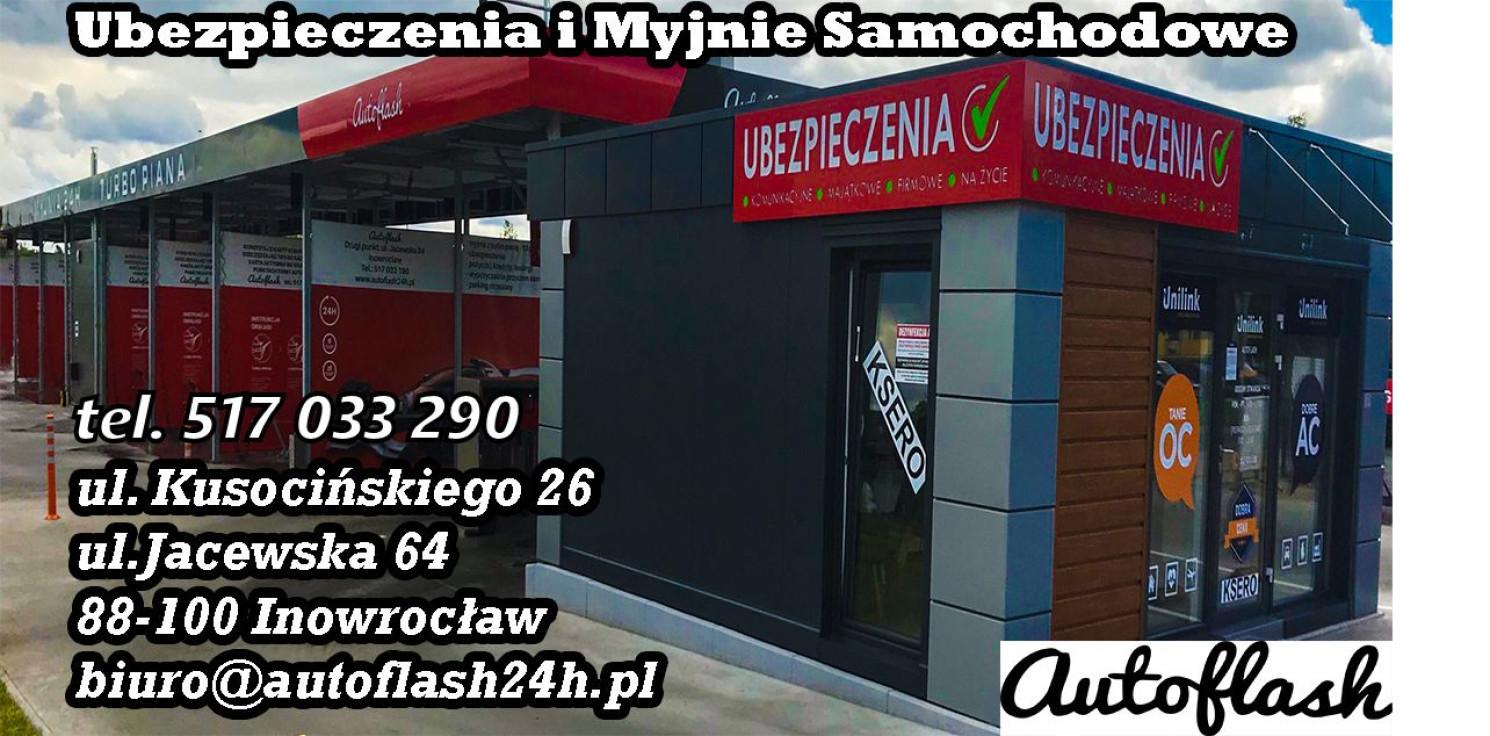 Inowrocław - Przezorny z AUTOFLASH