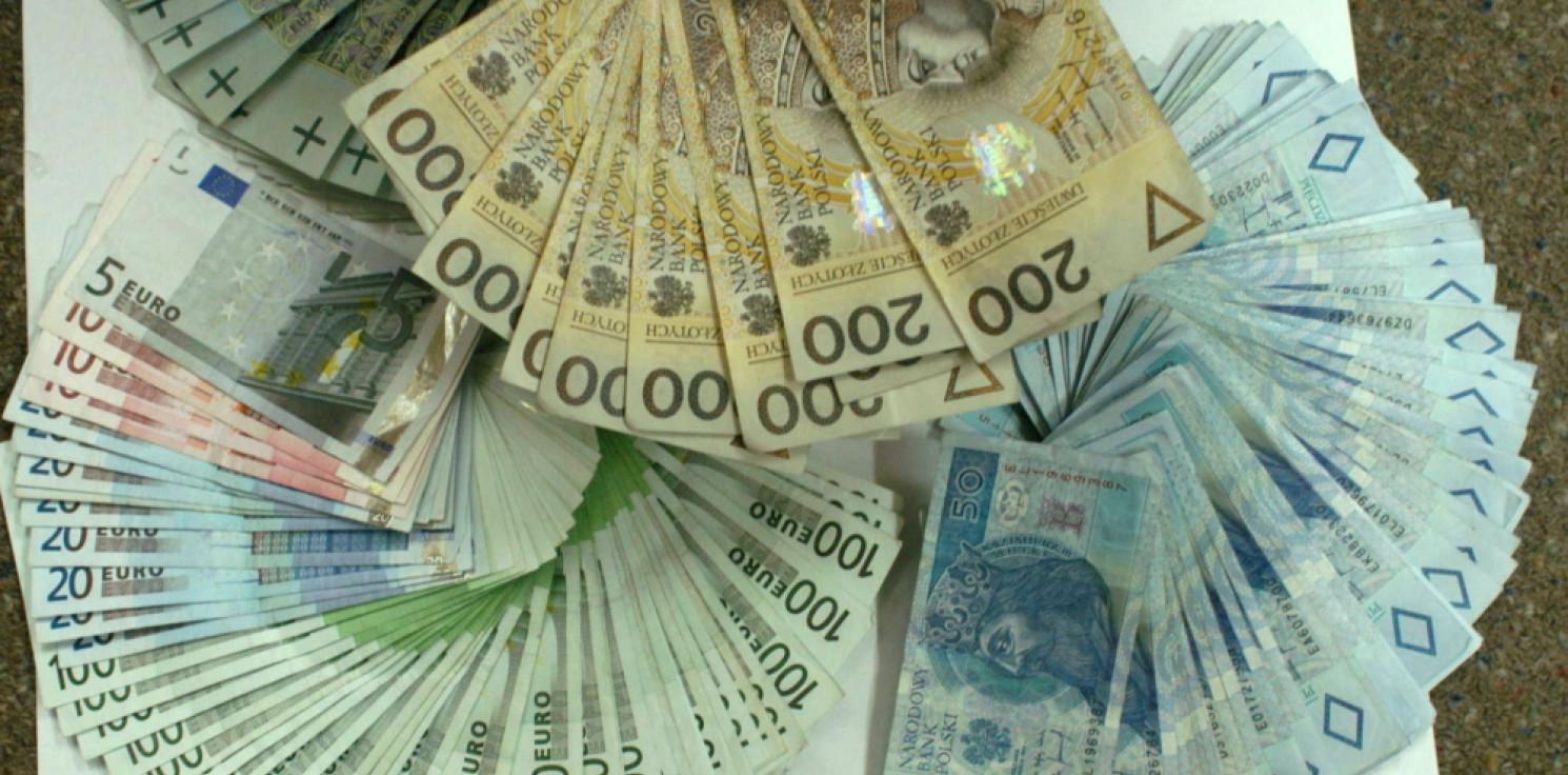 Rozmaitości - NBP: maleje liczba falsyfikatów polskiej waluty