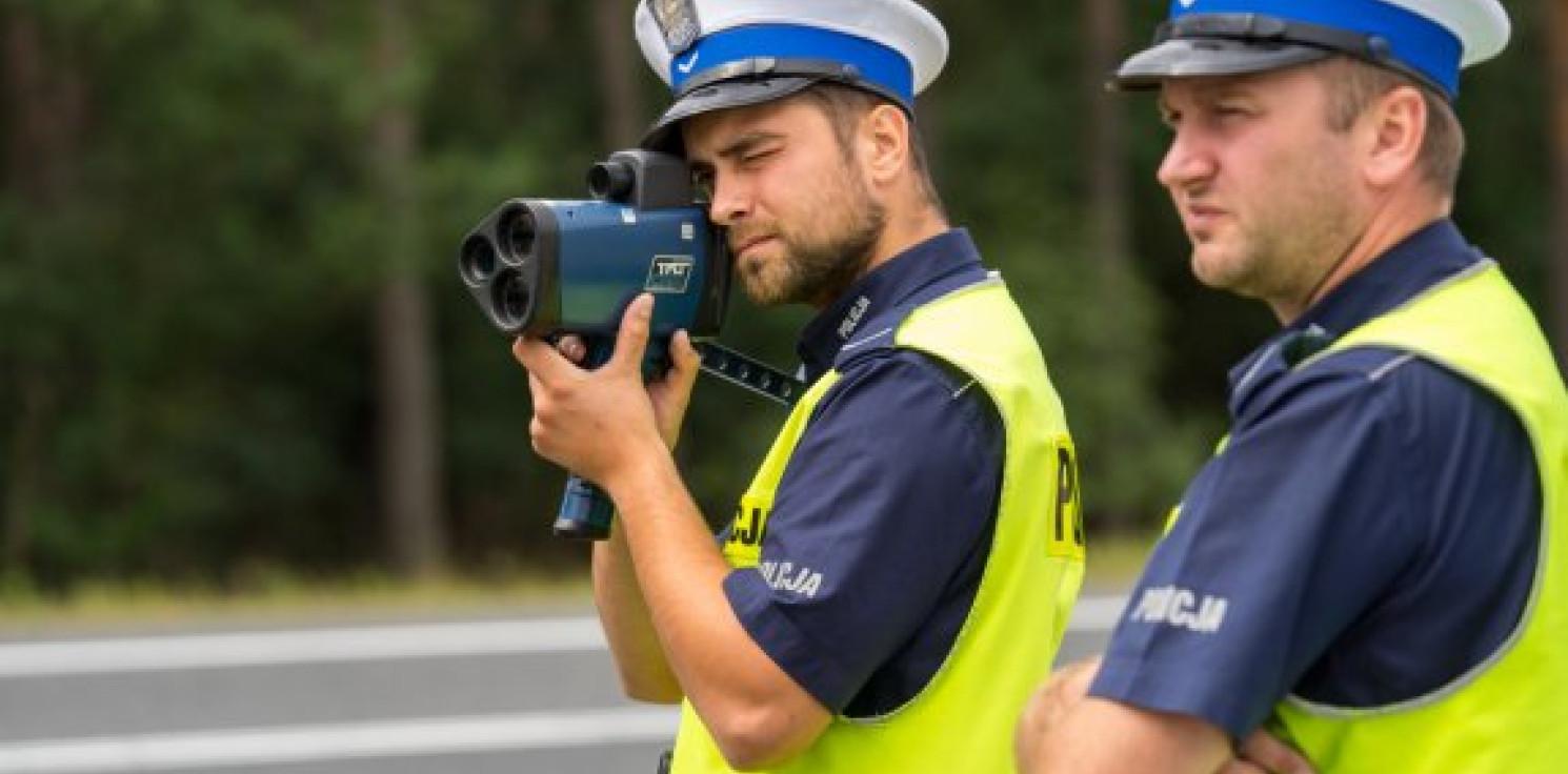 Region - Ponad 300 mandatów po akcji policji na drogach