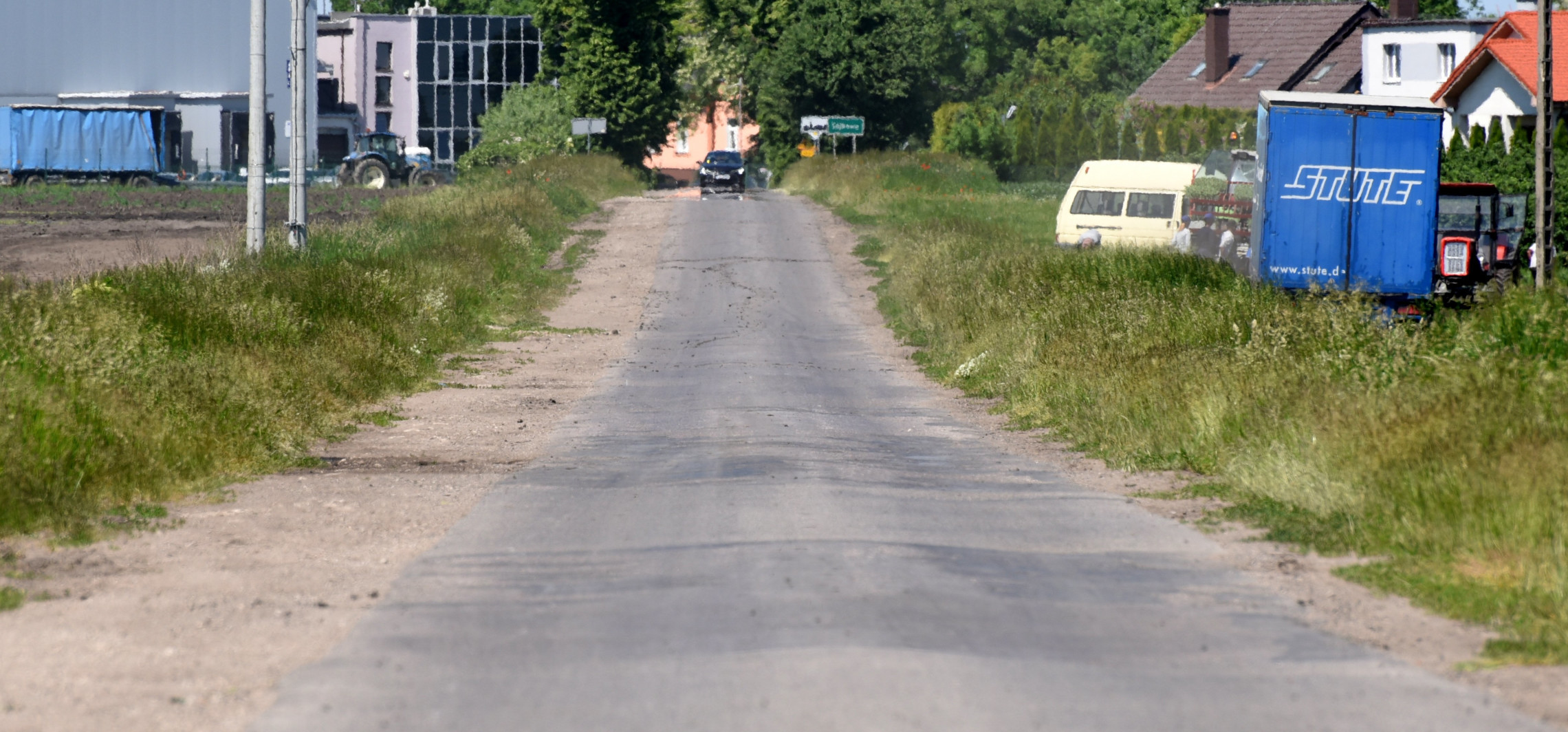 Gmina Inowrocław - Ta droga będzie jak nowa. Kiedy ruszą prace?