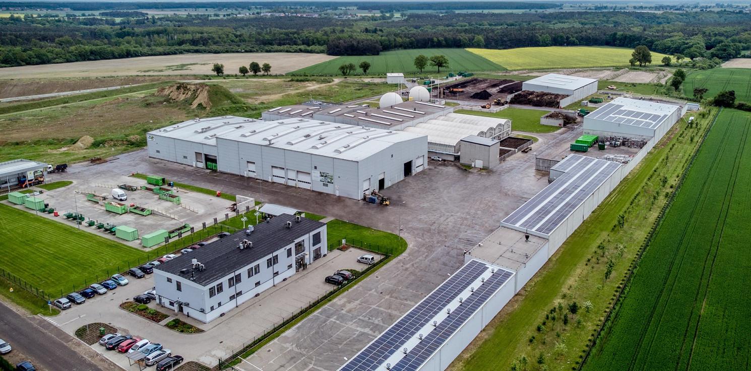 Kraj - Wielkopolskie Centrum Recyklingu inwestuje 100 milionów zł