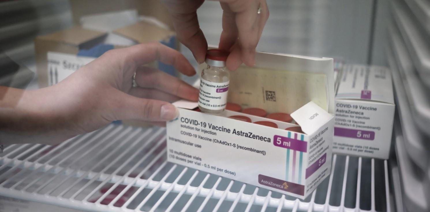 Kraj - Kuczmierowski: nie planujemy wycofywać szczepionki firmy AstraZeneca