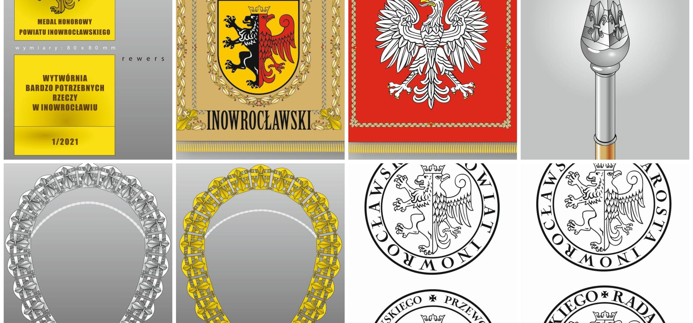 Inowrocław - Nowości w powiecie. Będą przyznawać medale