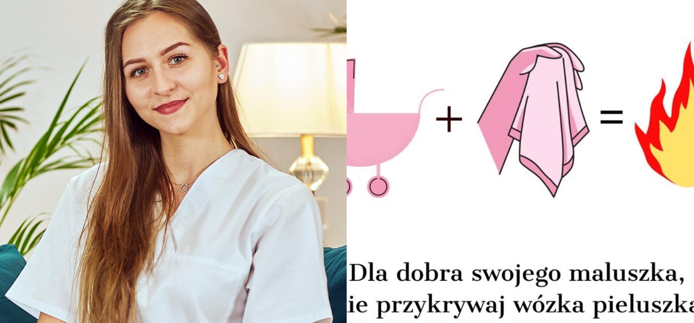 Inowrocław - Dziecko a upał. Położna ostrzega przed błędami