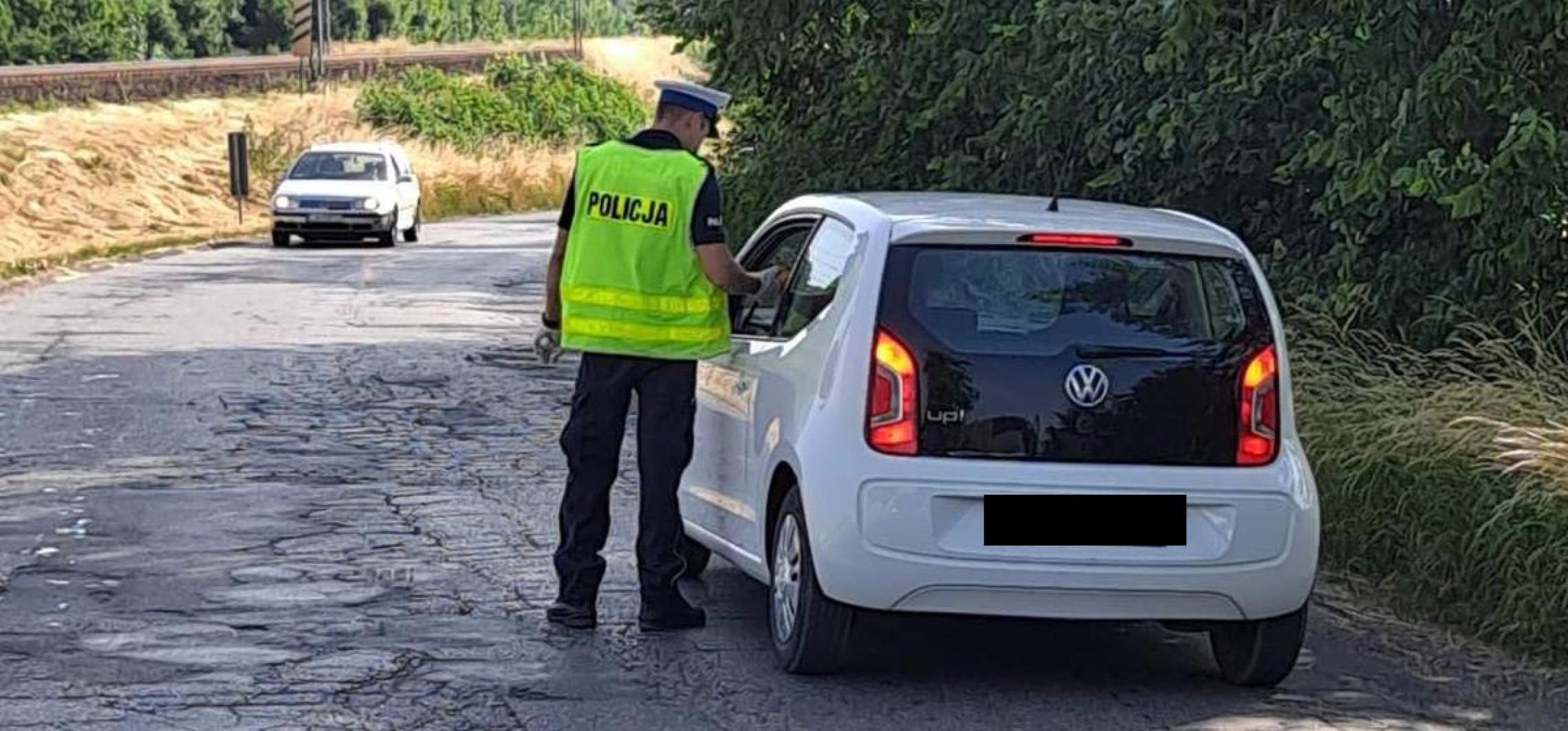 Janikowo - Wsiedli za kółko po alkoholu. Stracili prawo jazdy