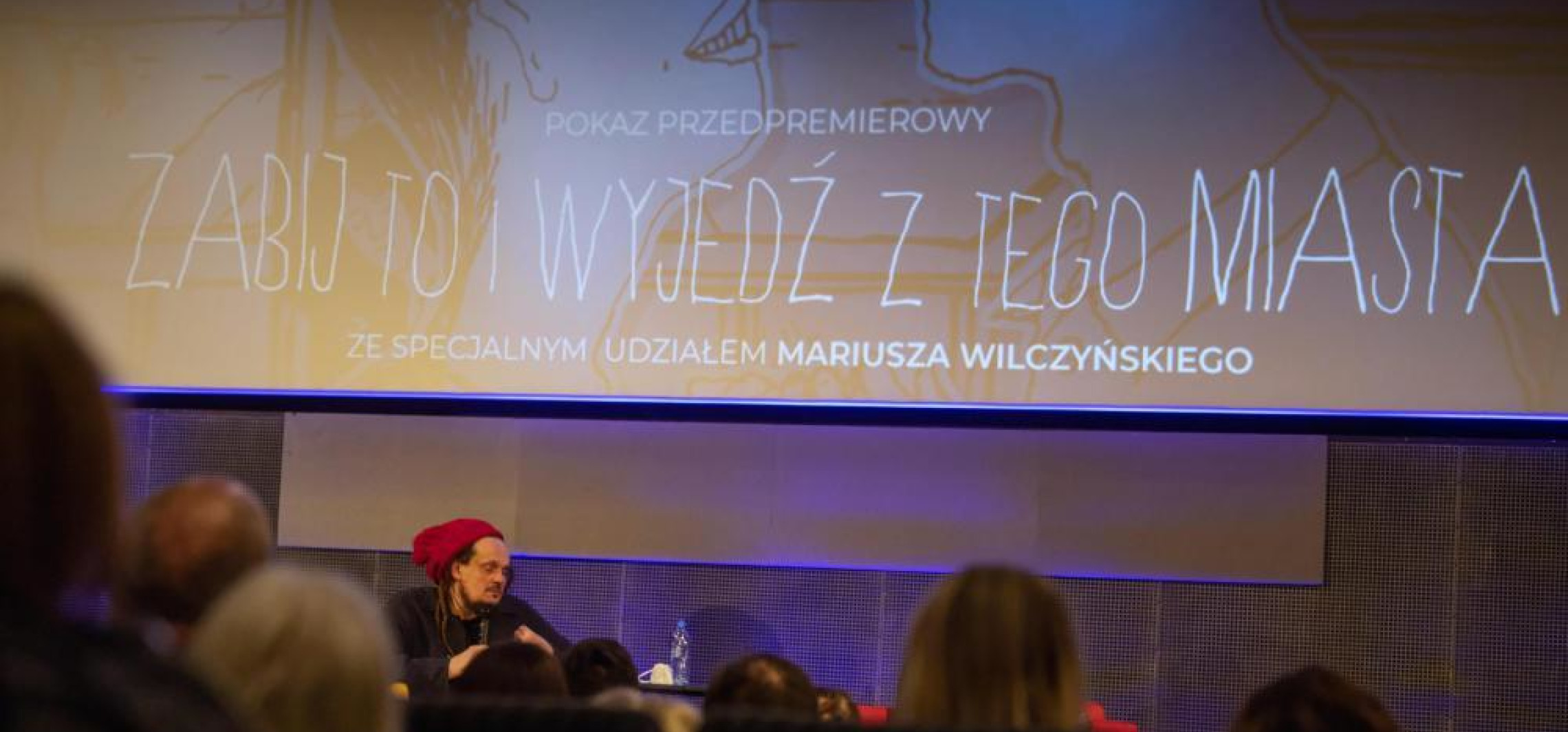 """Orły 2021: """"Zabij to i wyjedź z tego miasta"""" Mariusza Wilczyńskiego najlepszym filmem"""