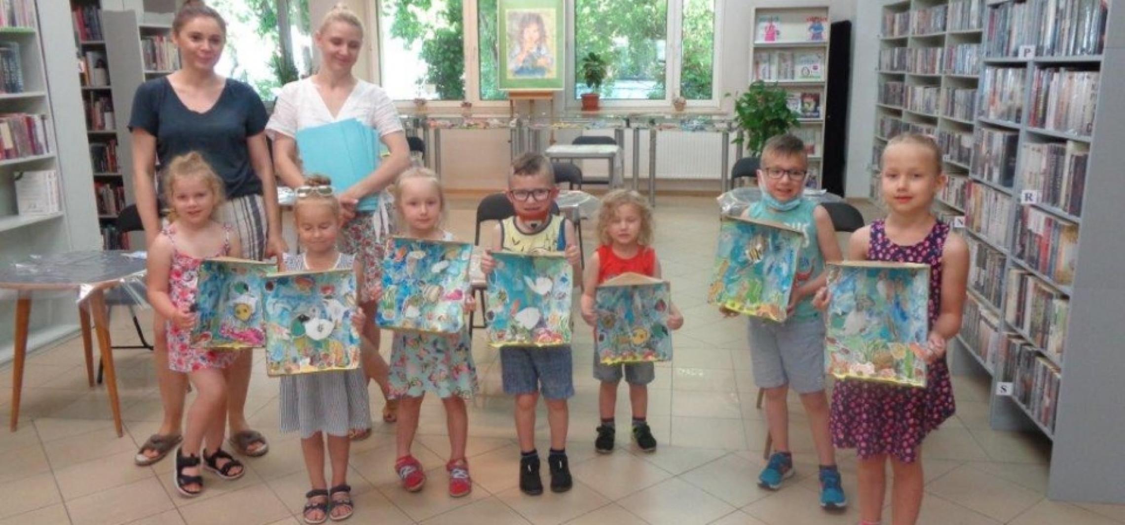 """Inowrocław - Warsztaty """"Ocean 3D"""" - edukacja, kreacja, zabawa"""