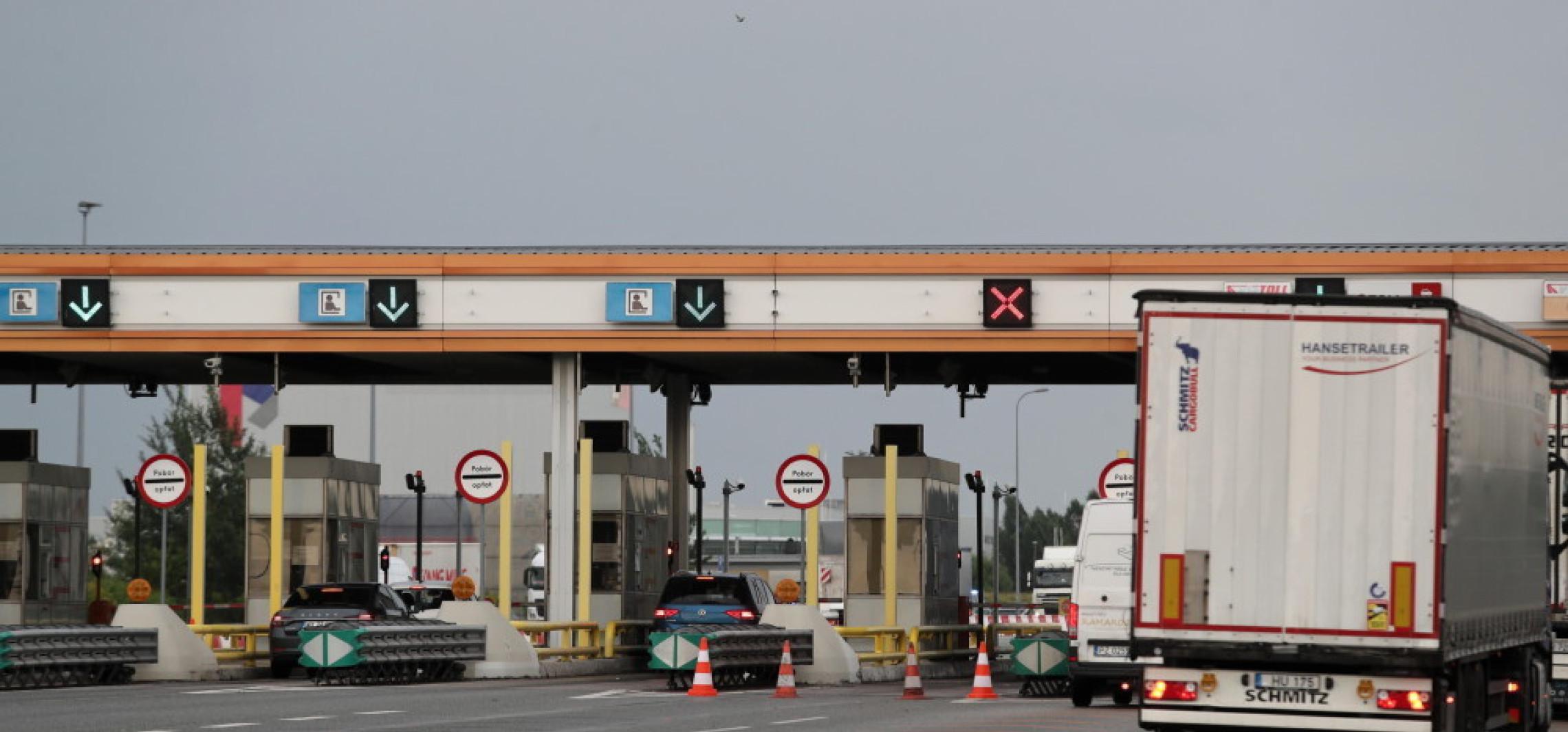Autostrada A2: uruchomiono nowy system poboru opłat drogowych e-TOLL