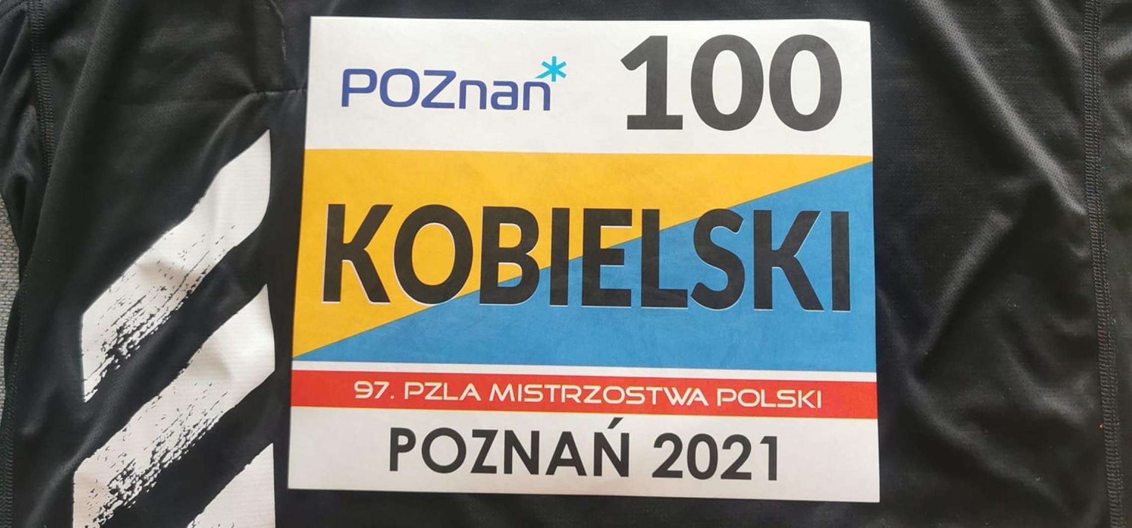 Inowrocław - Inowrocławianin startuje dziś w mistrzostwach Polski