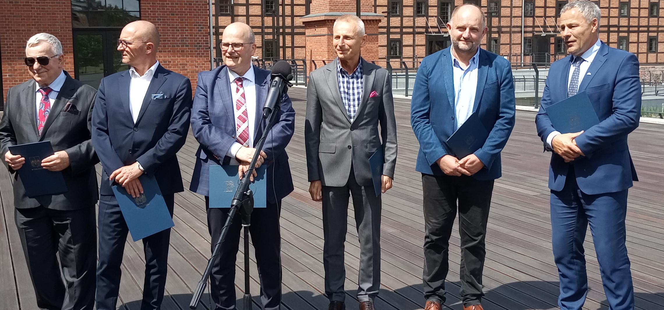 Region - Prezydenci zabrali głos w sprawie funduszy europejskich