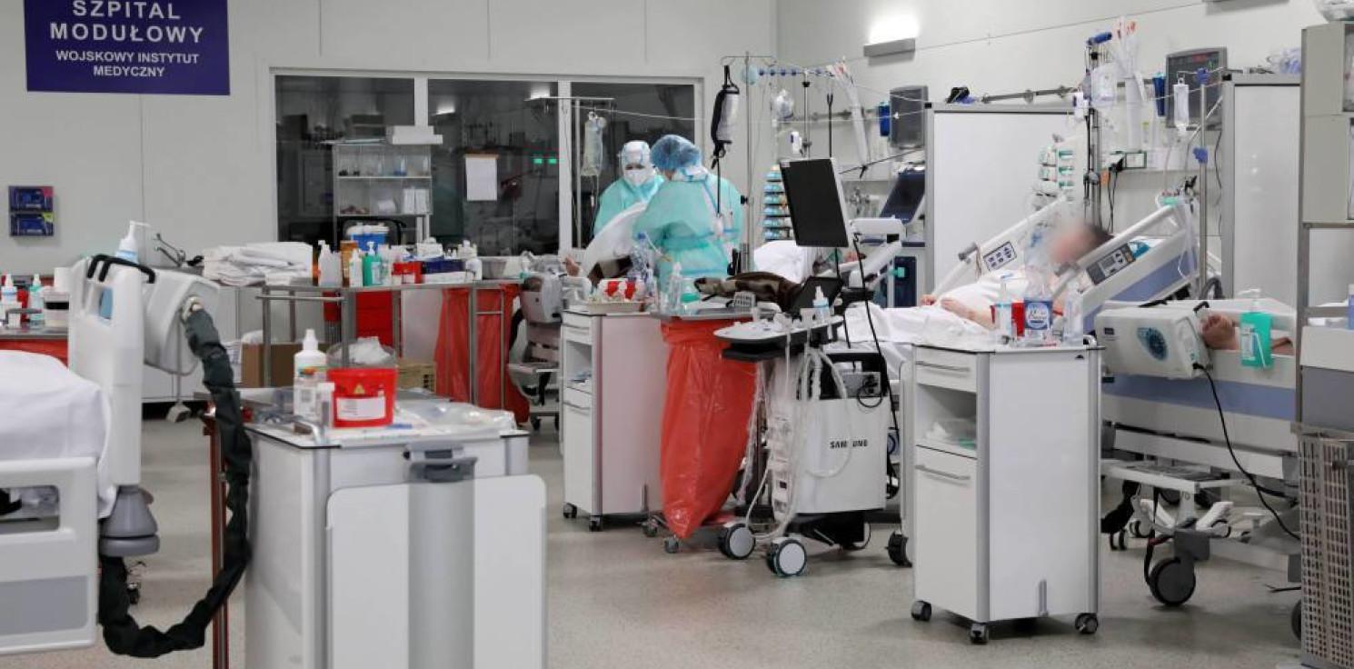 Kraj - MZ: 44 nowe zakażenia koronawirusem, nie zmarła żadna osoba z COVID-19