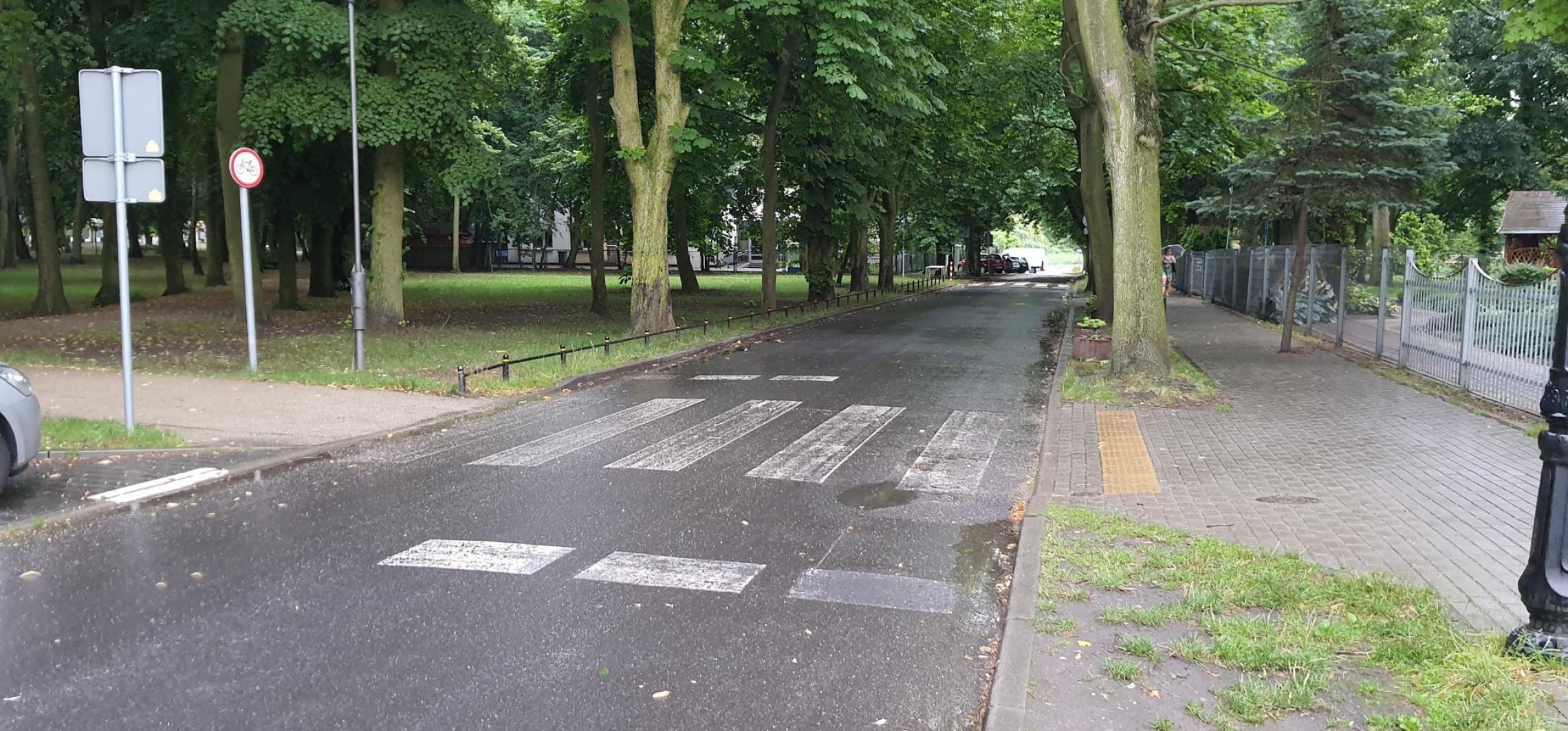 Inowrocław - Przejścia dla pieszych. Takich miejsc jest więcej