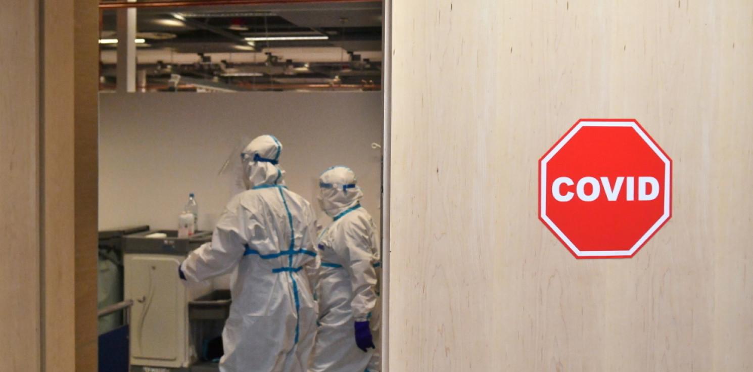 Kraj - Kraska: rozważamy wprowadzenie odwiedzin w szpitalach tylko dla osób w pełni zaszczepionych