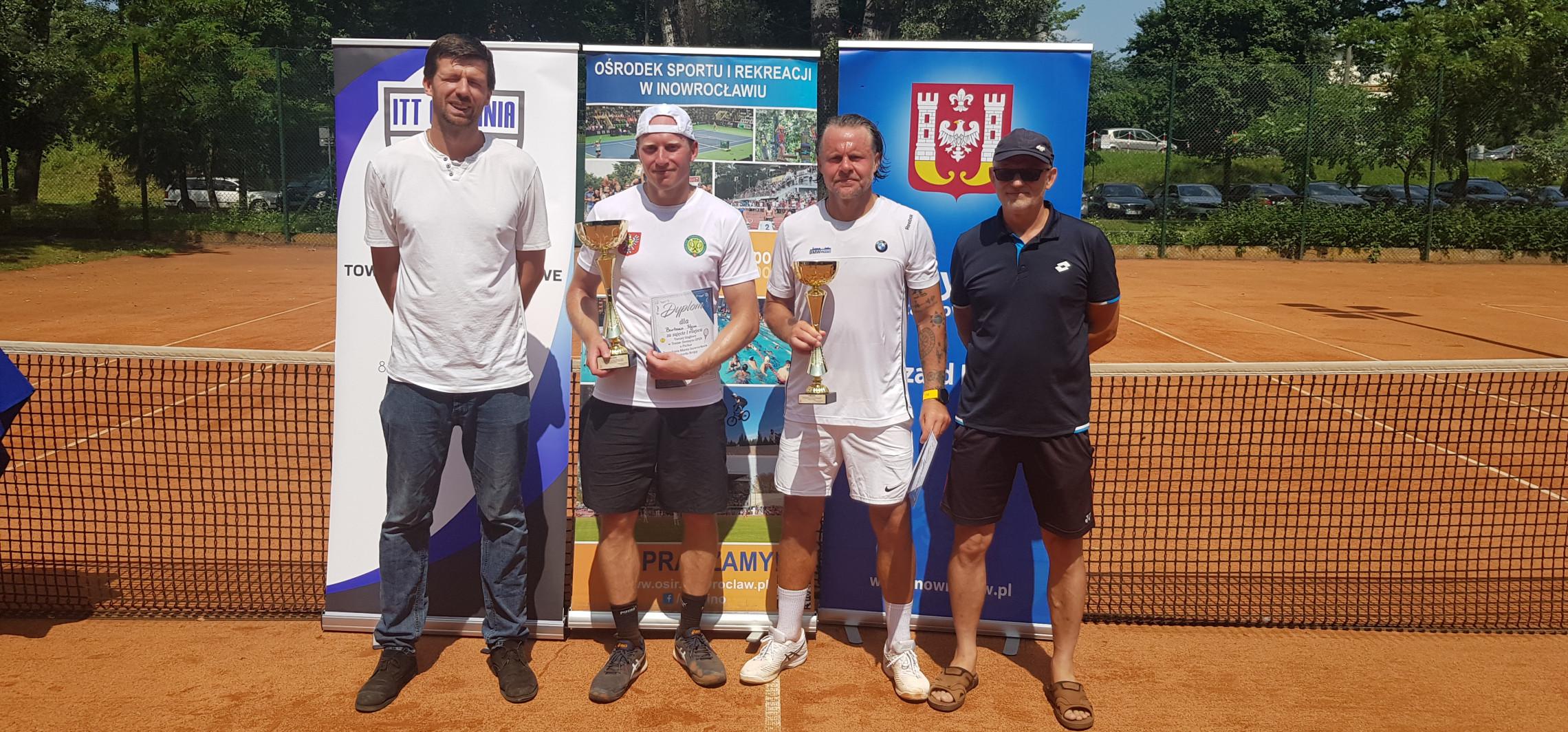 Inowrocław - Za nami tenisowy turniej. Kto zwyciężył?