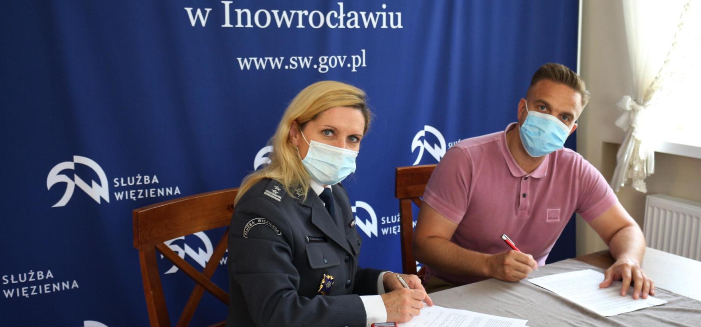 Inowrocław - Więźniowie znajdą zatrudnienie w kolejnej firmie