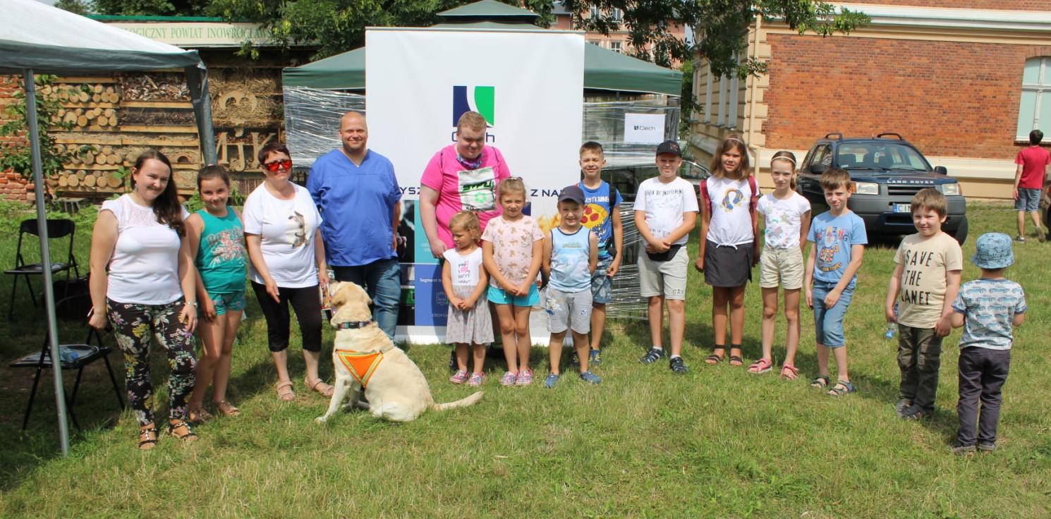 Inowrocław - CIECH wspiera muzeum. Chodzi o dobro zwierząt