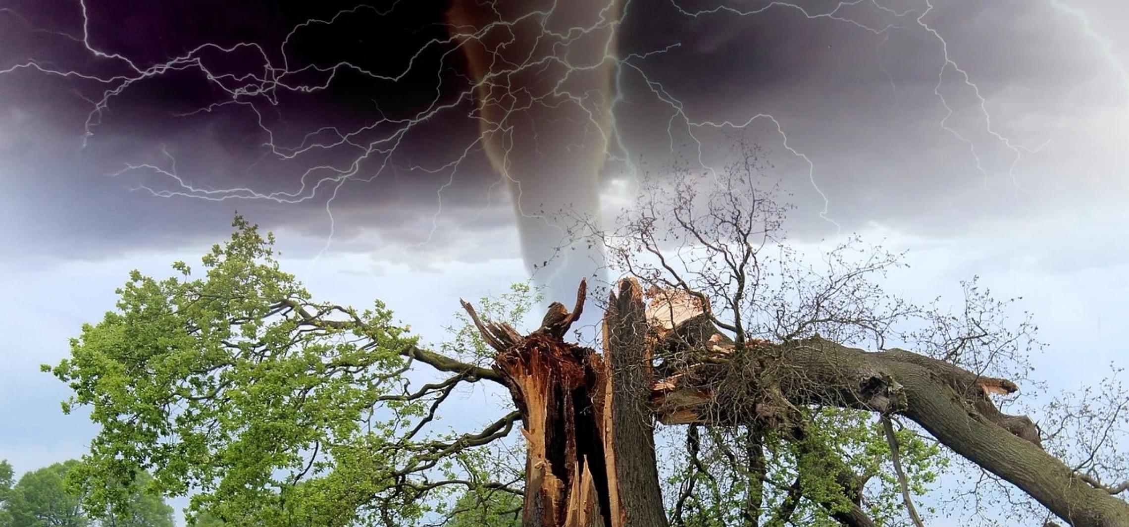 Inowrocław - Zielona środa: co jest groźniejsze od tornad?