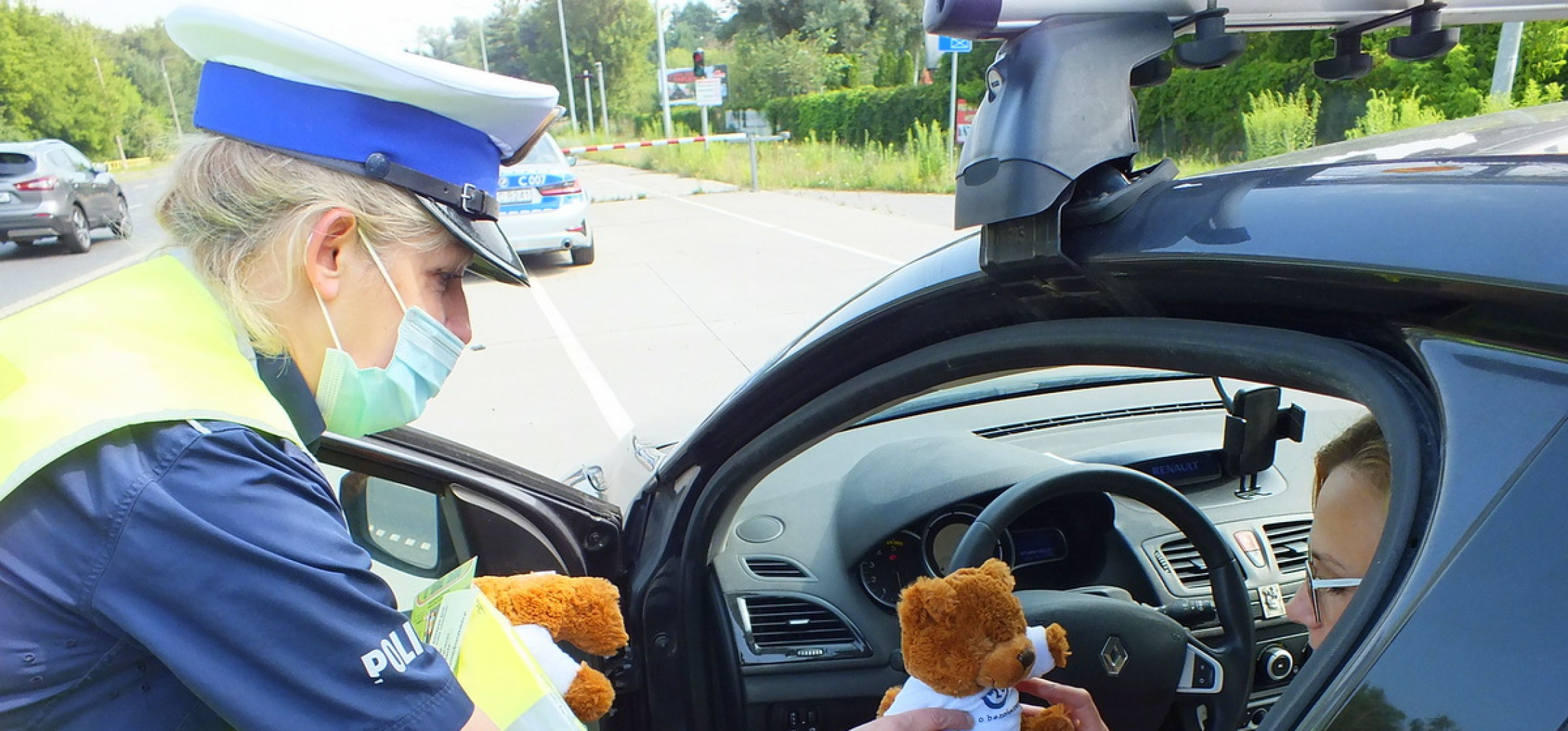 Bydgoszcz - Policja włącza się w obchody dnia świętego Krzysztofa
