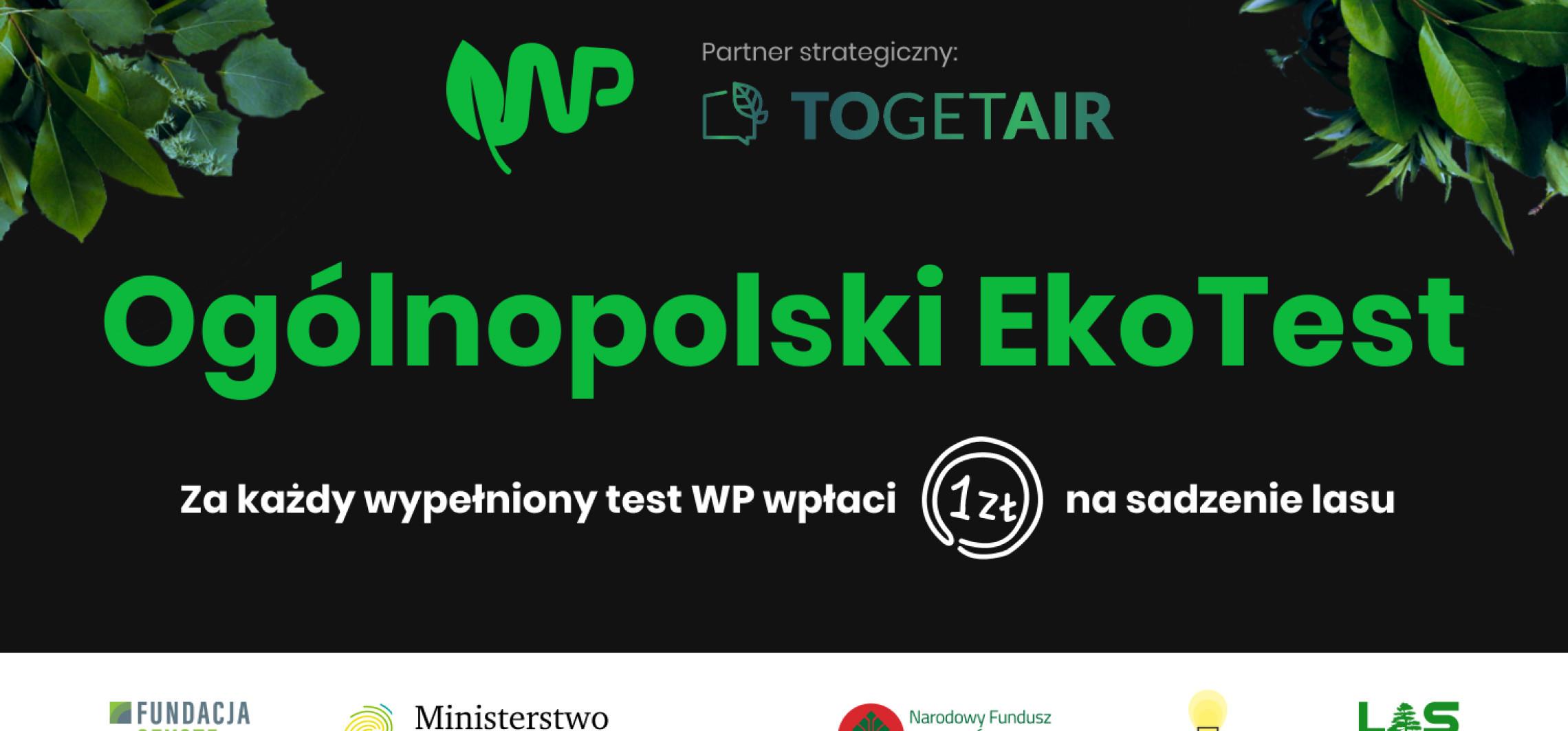 Inowrocław - Zielona środa: Sprawdź się w EkoTeście