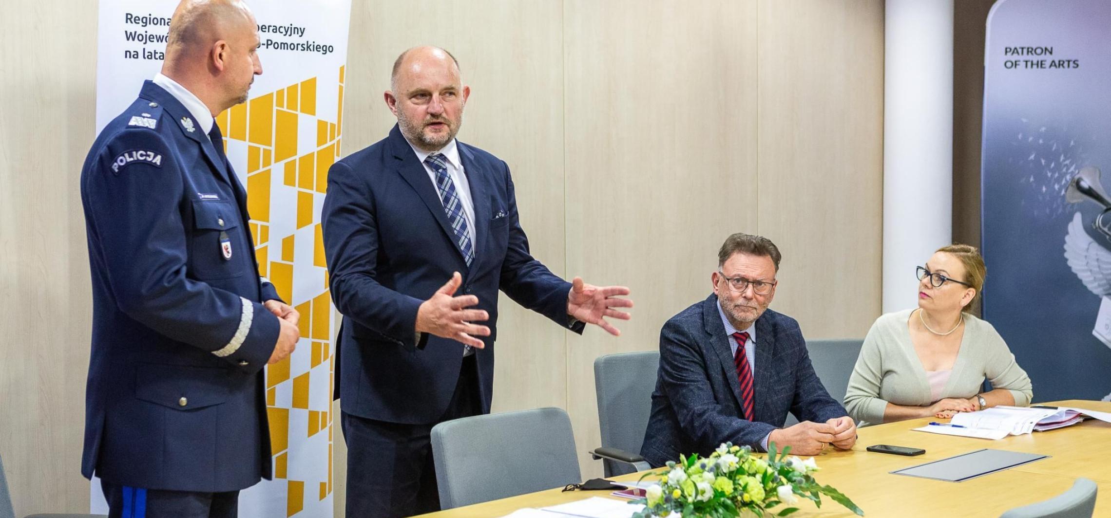 Inowrocław - Będą nowe radiowozy dla policjantów z psami