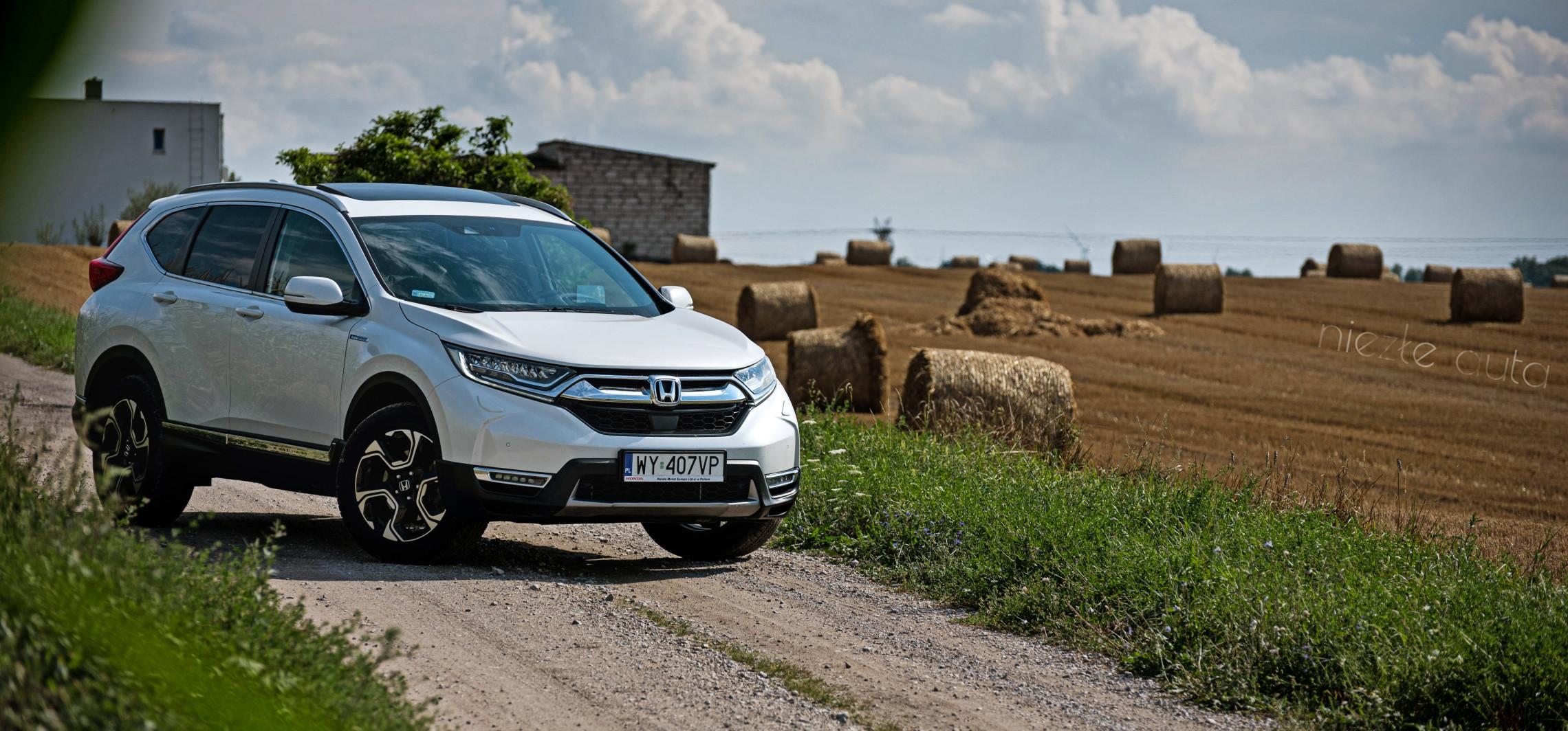 Test: Honda CR-V - hybryda, jakich mało