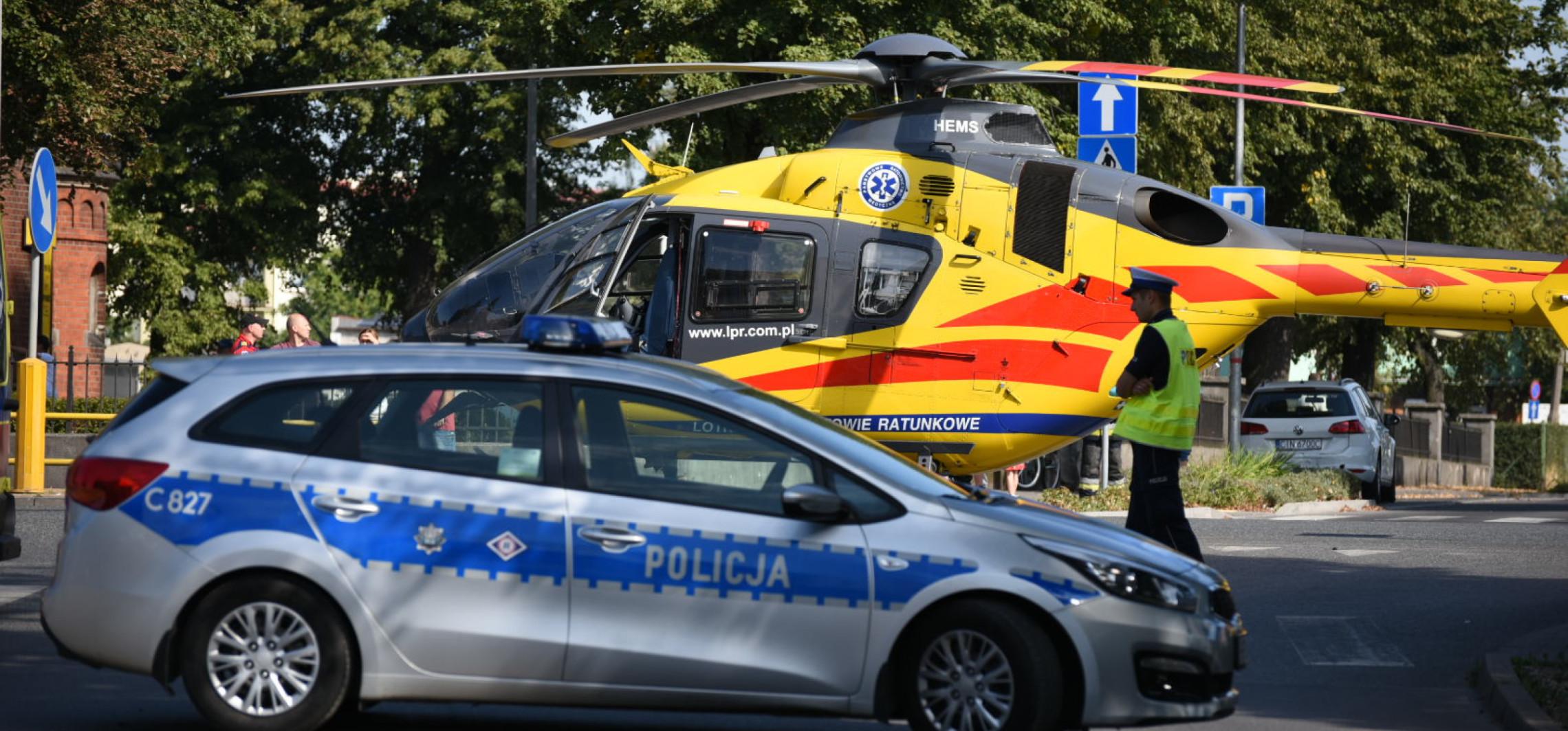 Inowrocław - Nie żyje inowrocławski policjant. Postrzelił się w głowę