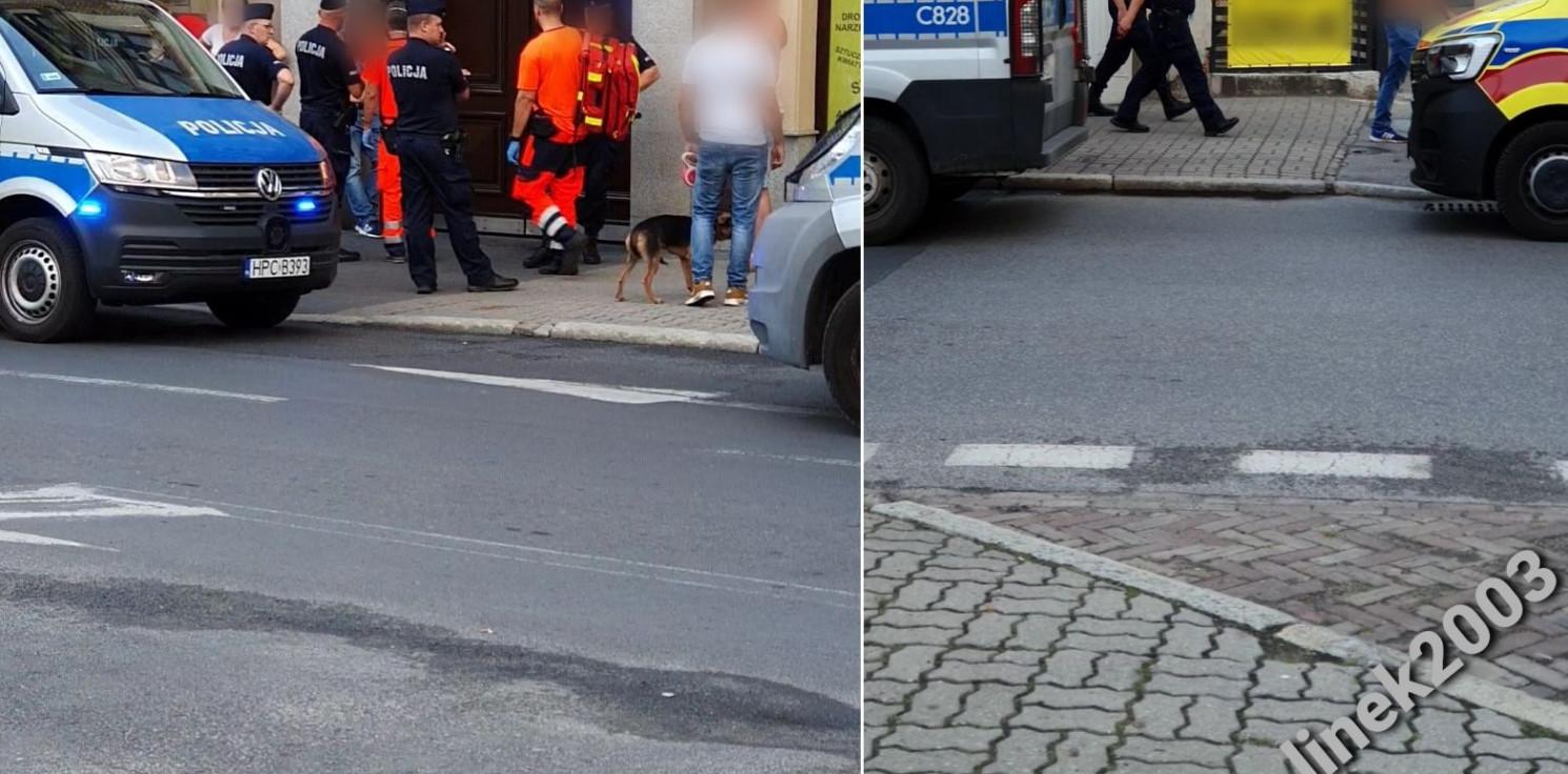 Inowrocław - Pedofil zatrzymany w centrum Inowrocławia