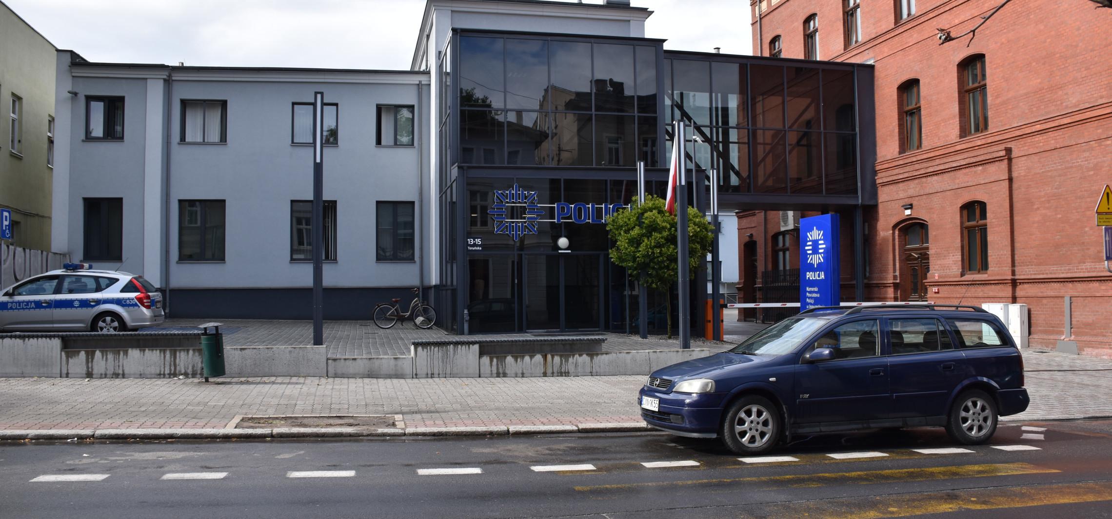 Inowrocław - Policja wstrząśnięta samobójstwem policjanta