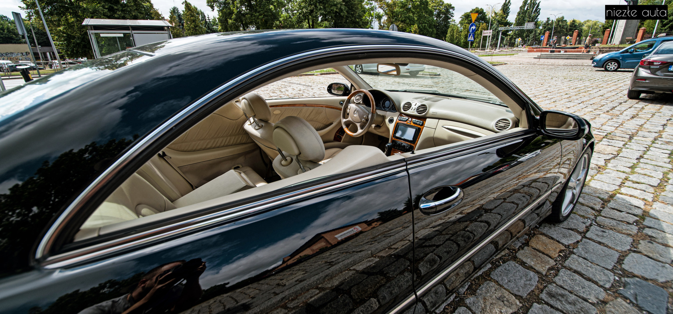 Mercedes CLK, czyli jak ma wyglądać coupe