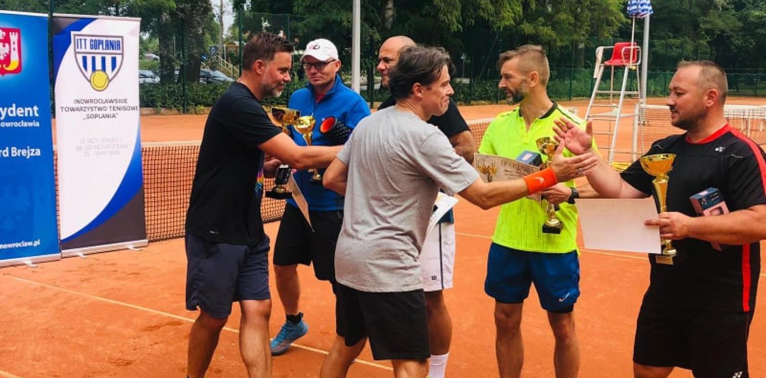 Inowrocław - Tenisowy turniej za nami. Kto wygrał?