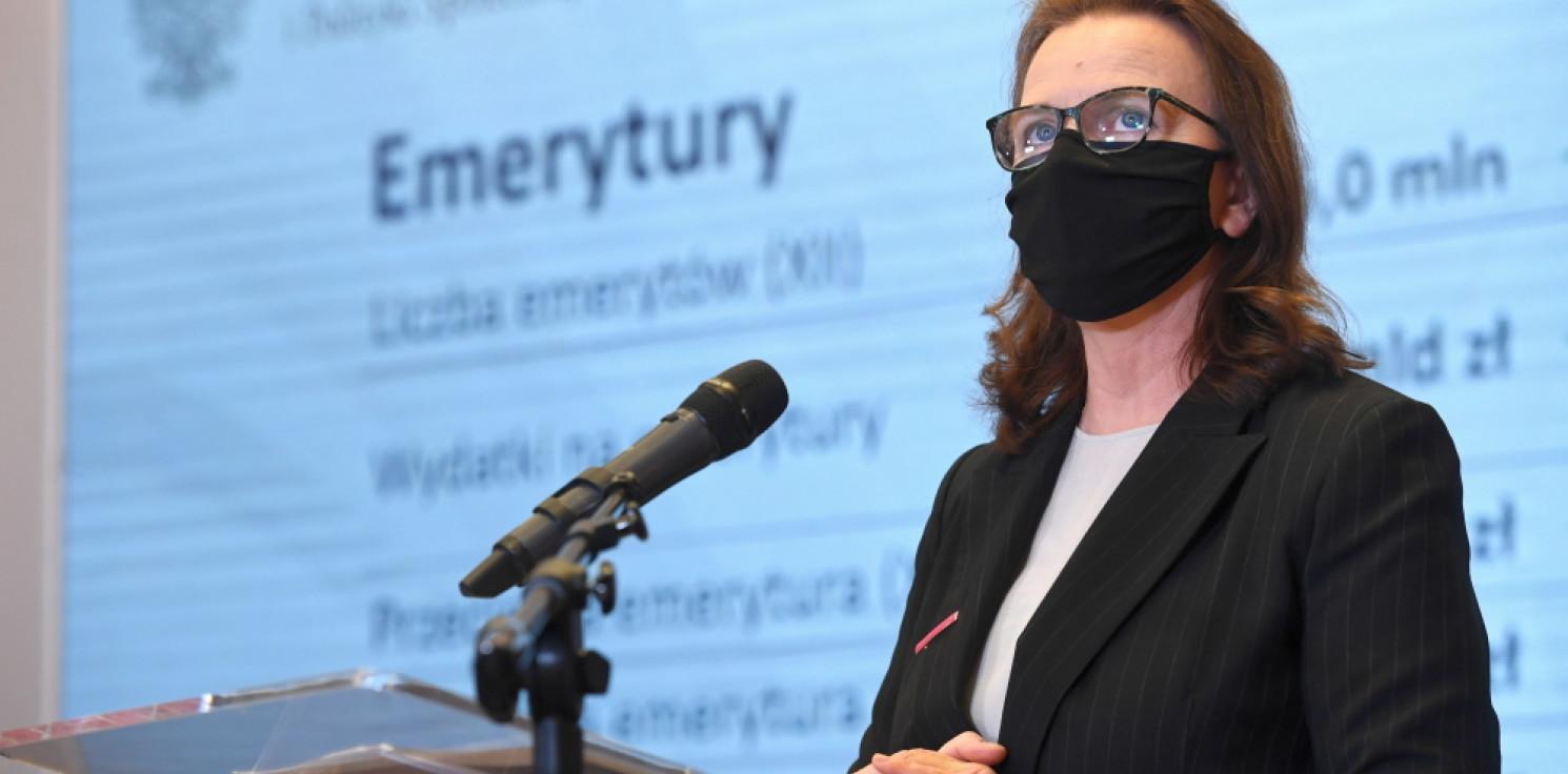 Kraj - Prezes ZUS: przeliczenie czerwcowych emerytur bez wniosku