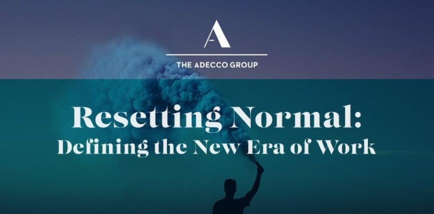 Kraj - Świat pracy zmieni się bezpowrotnie. Jest nowy raport The Adecco Group