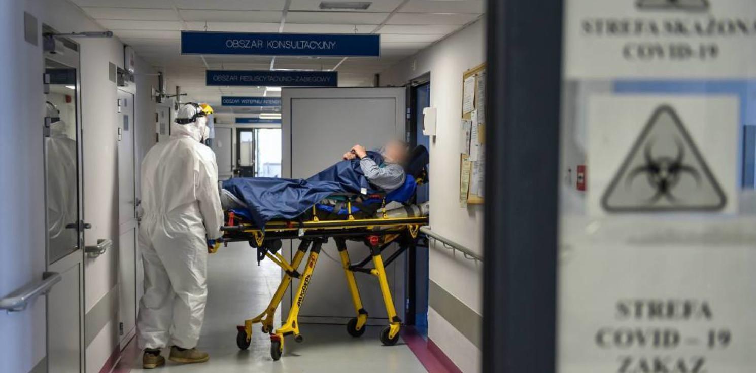 Kraj - Ministerstwo Zdrowia: 528 nowych zakażeń koronawirusem, zmarło 8 osób z COVID-19