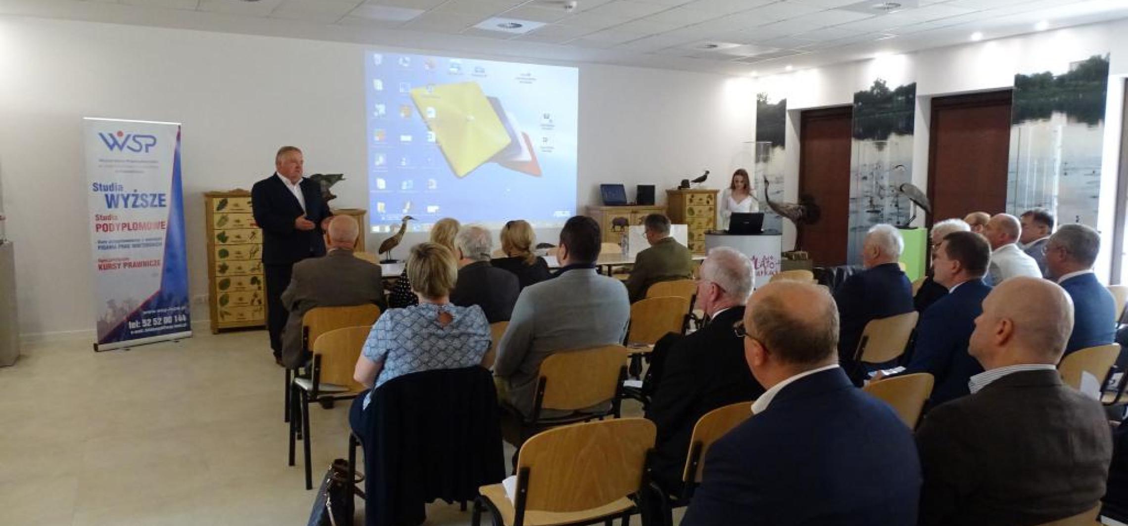 Kruszwica - W Kruszwicy debatowali o zmianach klimatu
