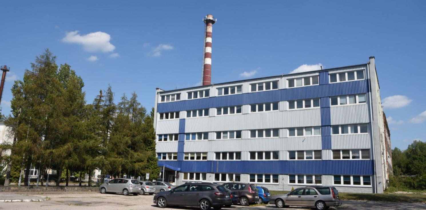Inowrocław - W hucie Irena trwają prace rozbiórkowe