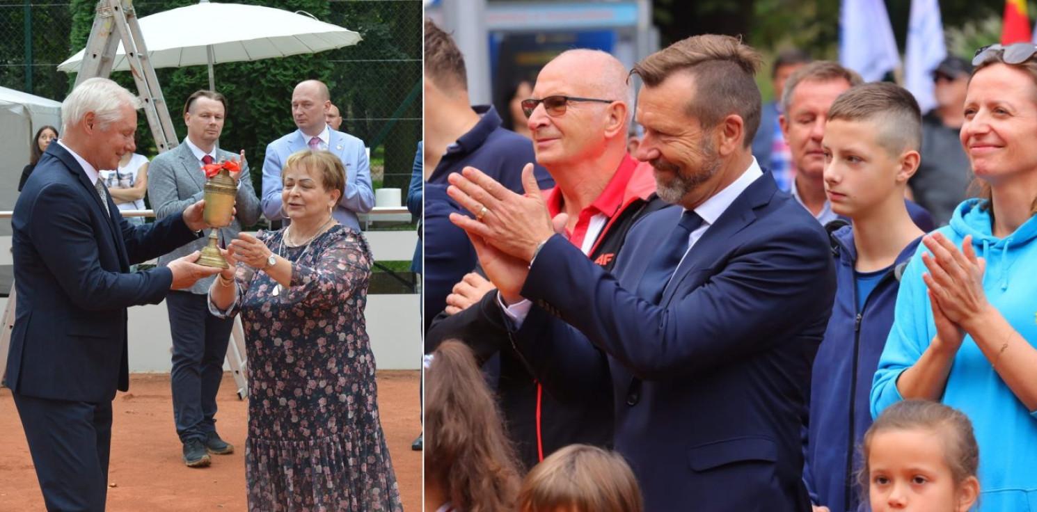 Inowrocław - Tenisowej Goplanii stuknęła setka