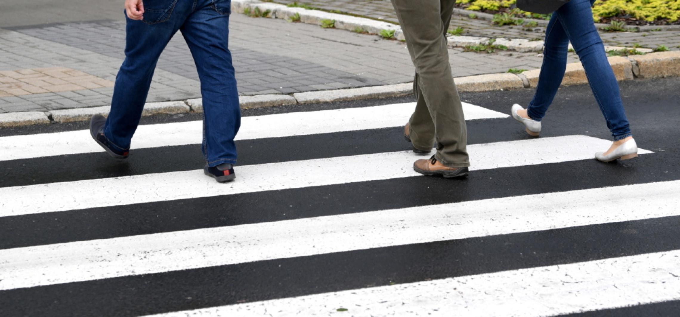 ITS: dane wskazują, że po zmianie przepisów spada liczba wypadków z udziałem pieszych