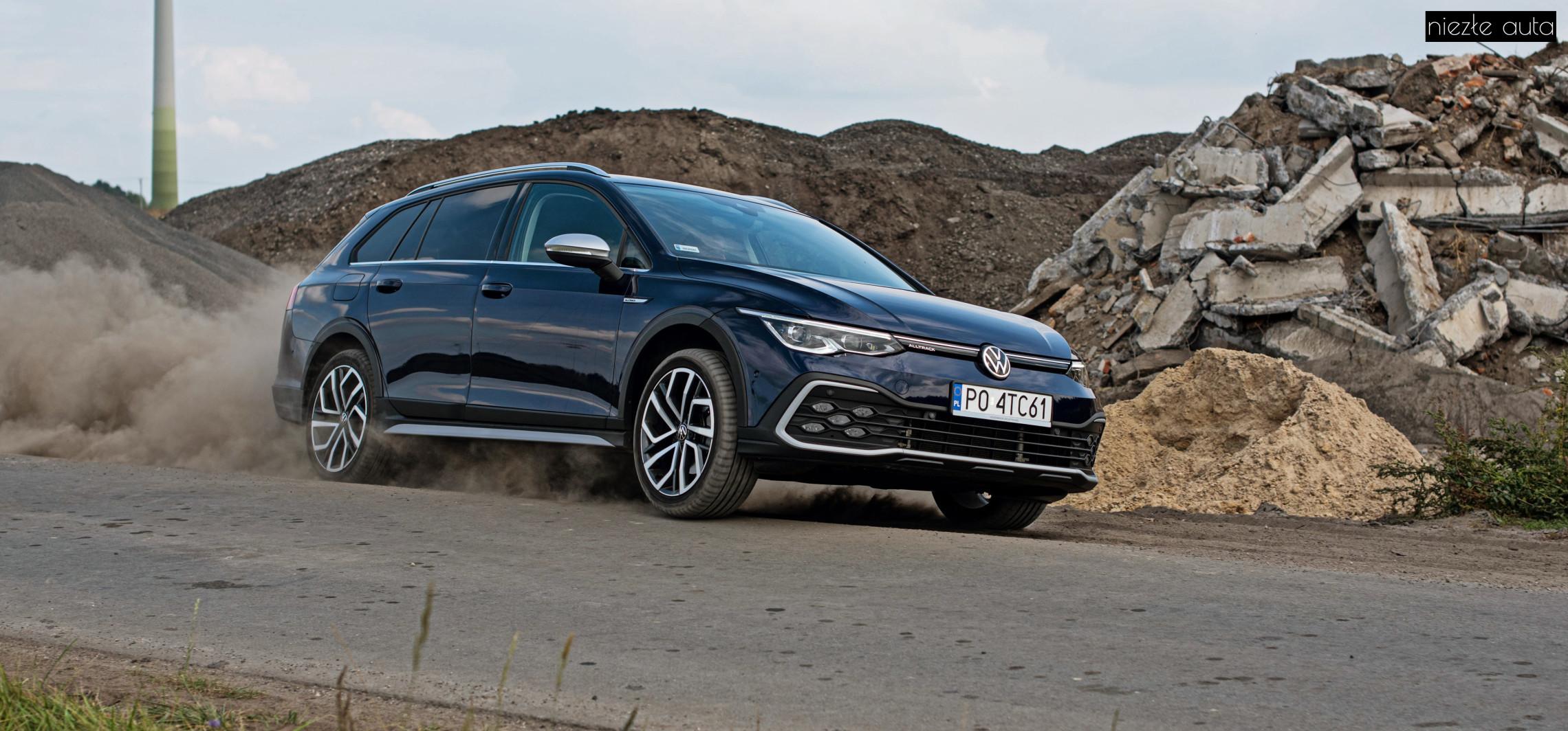 Test: Volkswagen Golf Alltrack. Zastąpi SUV-a?