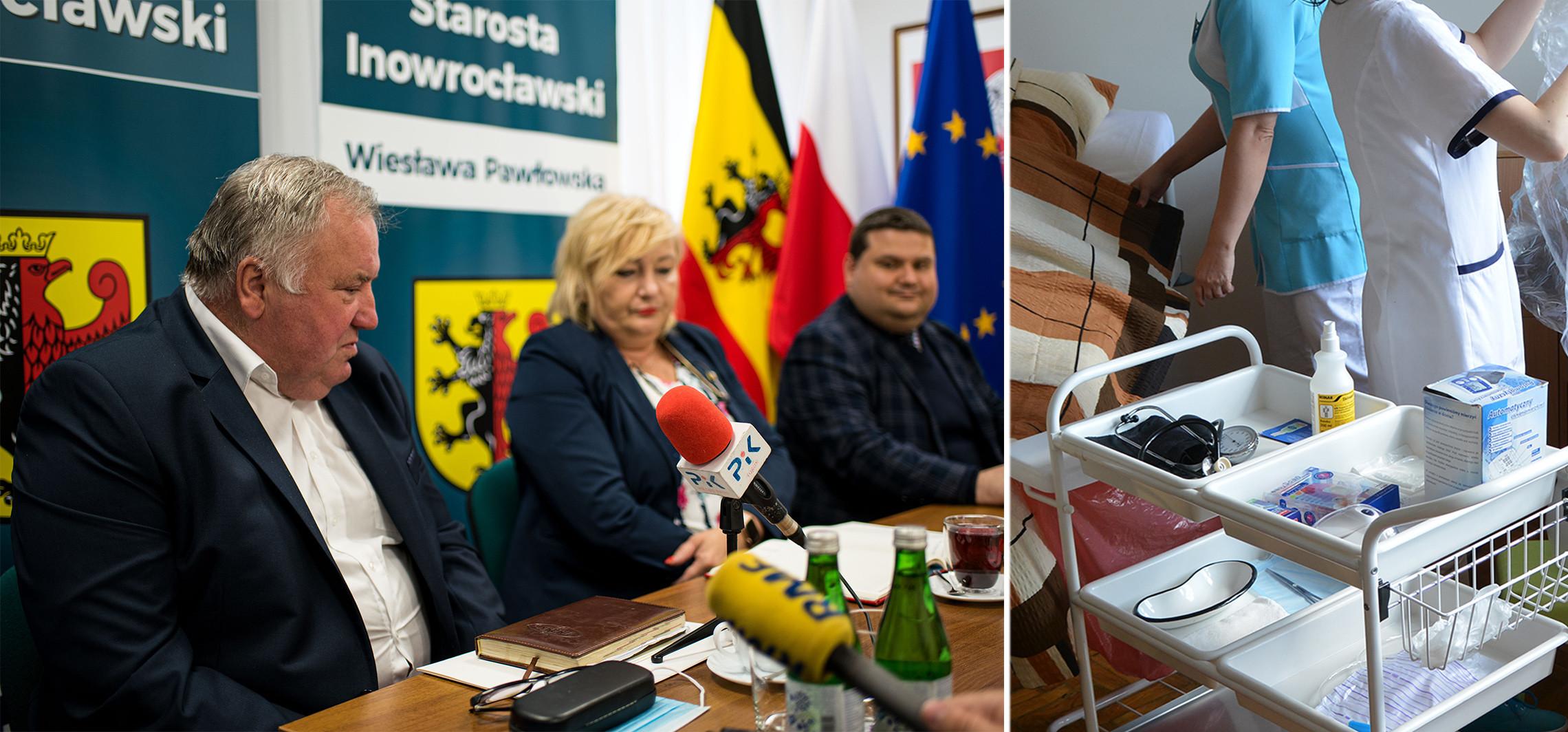 Inowrocław - W Inowrocławiu ruszą studia pielęgniarskie
