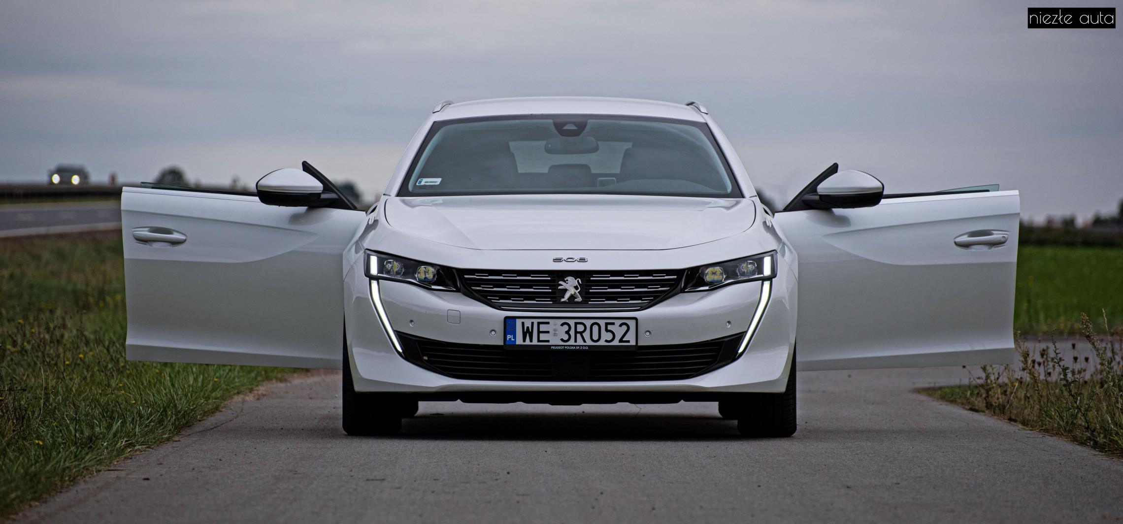 Test: Peugeot 508. Do Chorwacji na jednym baku