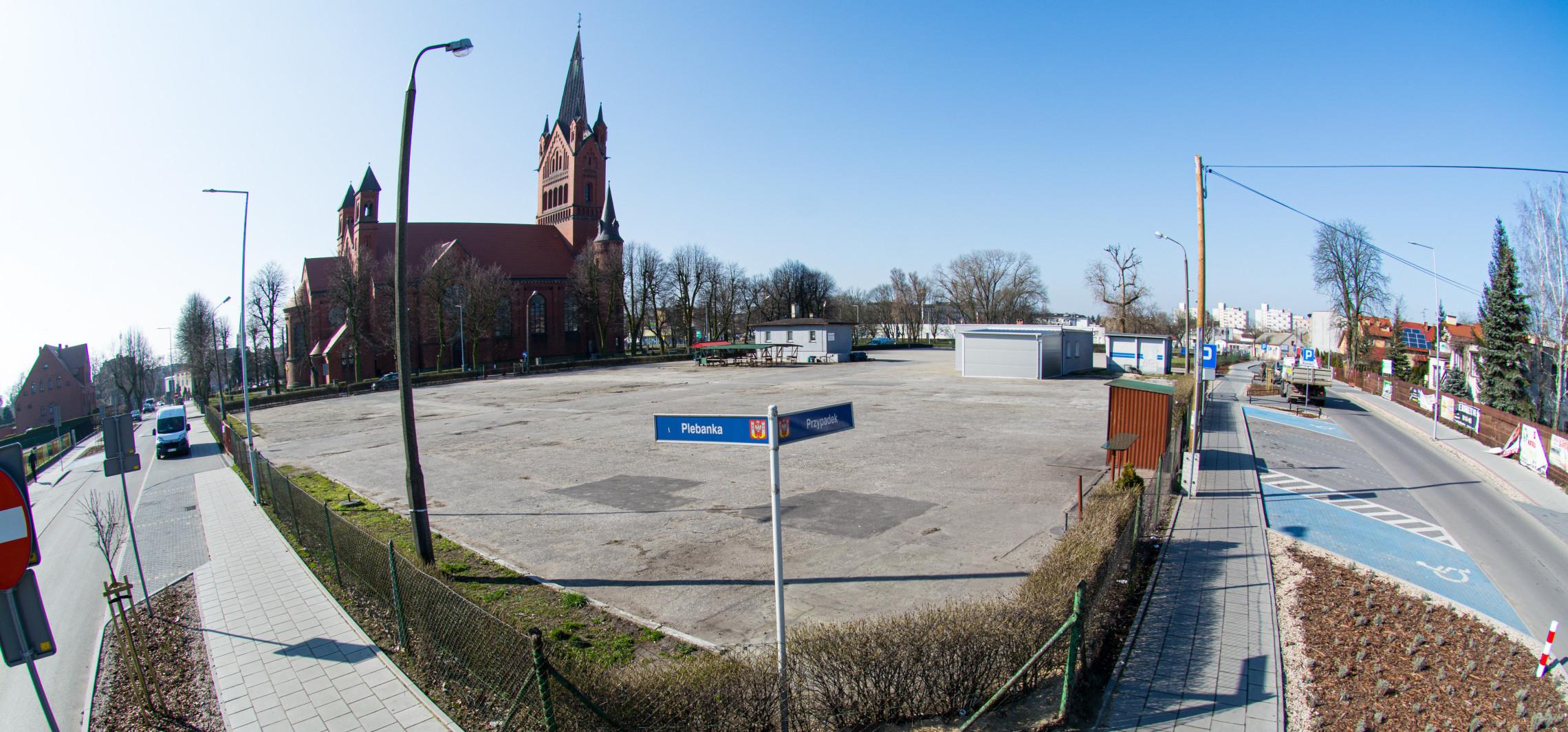 Inowrocław - W czwartek spiszesz się na targowisku