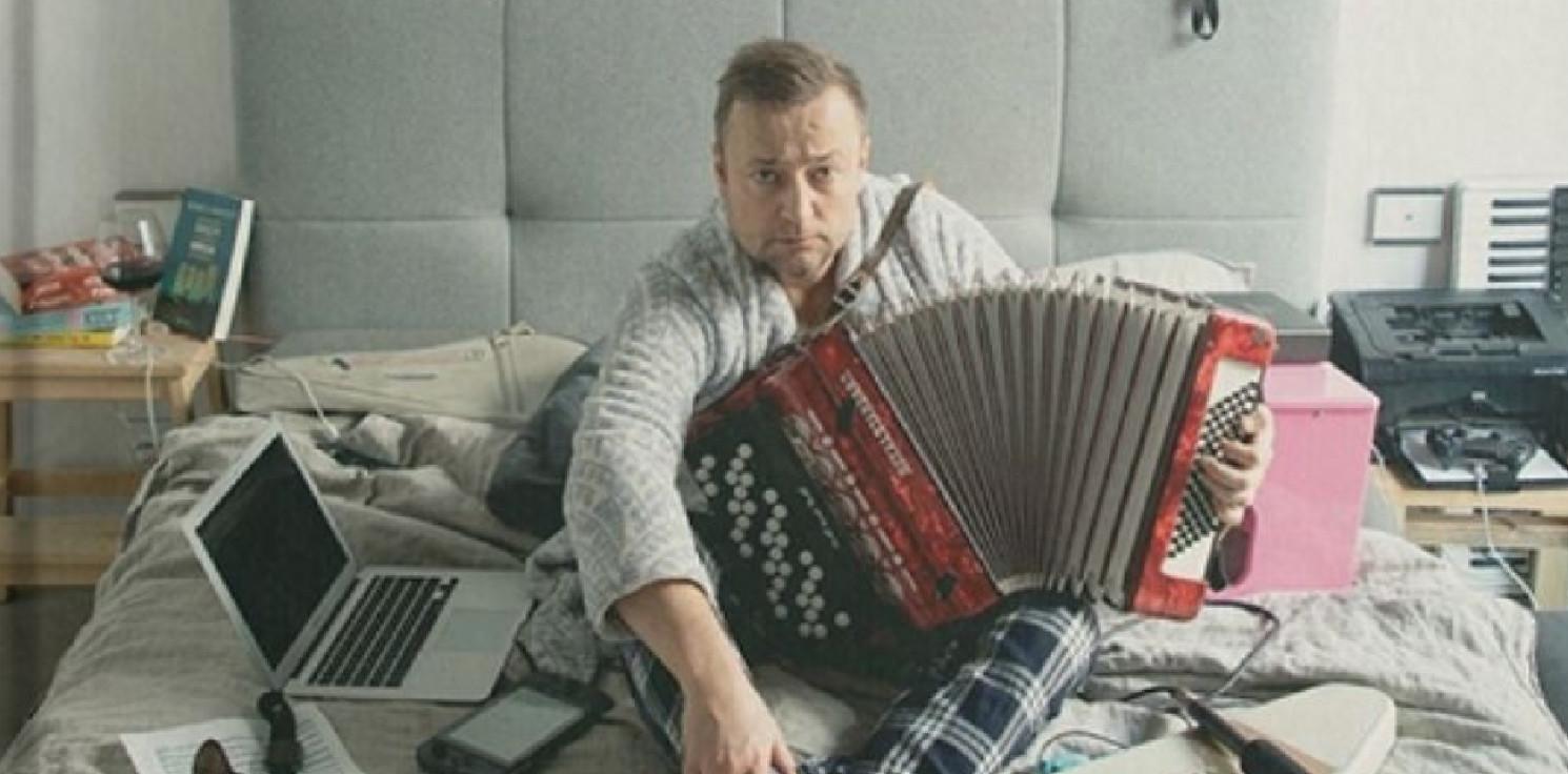 Inowrocław - Czesław Mozil zaśpiewa i... poopowiada